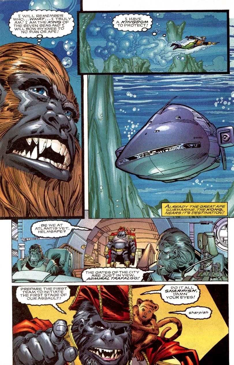 Read online Aquaman (1994) comic -  Issue #Aquaman (1994) _Annual 5 - 5