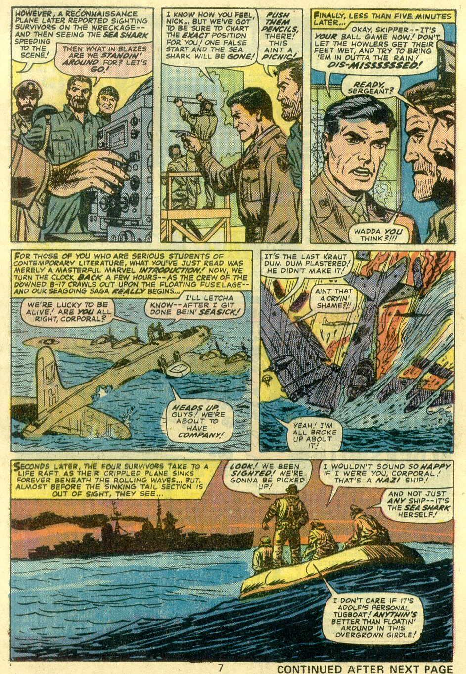 Read online Sgt. Fury comic -  Issue #128 - 9