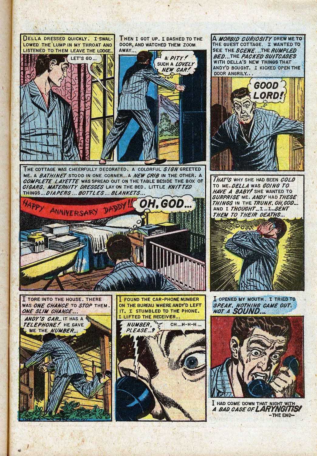 Read online Shock SuspenStories comic -  Issue #11 - 33