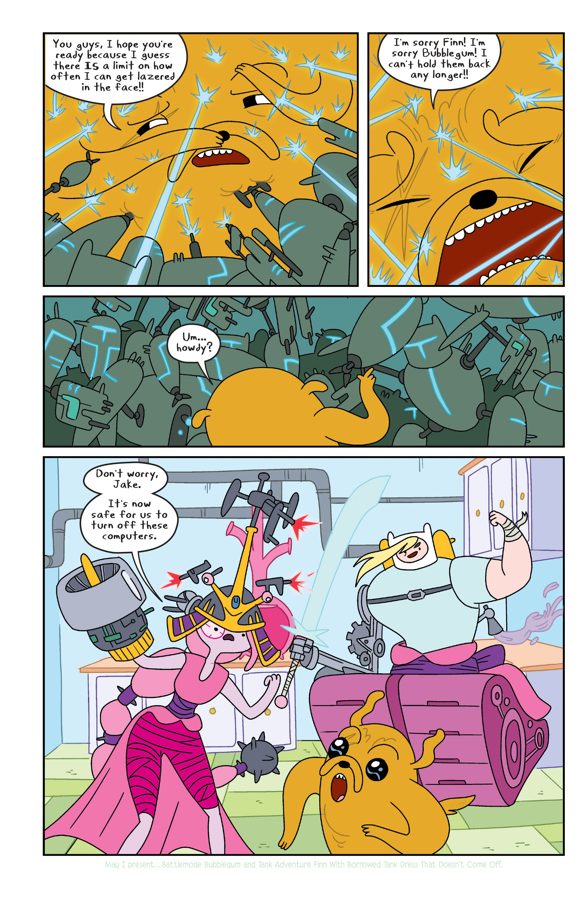 Read online Adventure Time comic -  Issue #Adventure Time _TPB 2 - 62