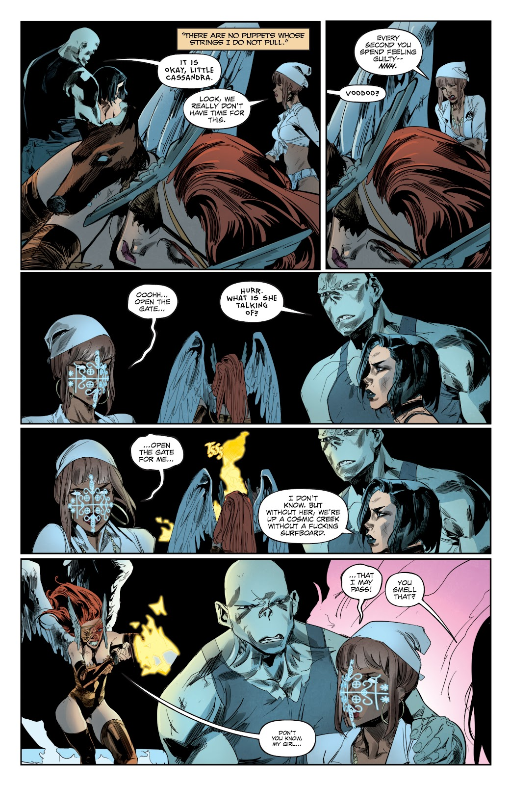 Read online Hack/Slash vs. Chaos comic -  Issue #4 - 10