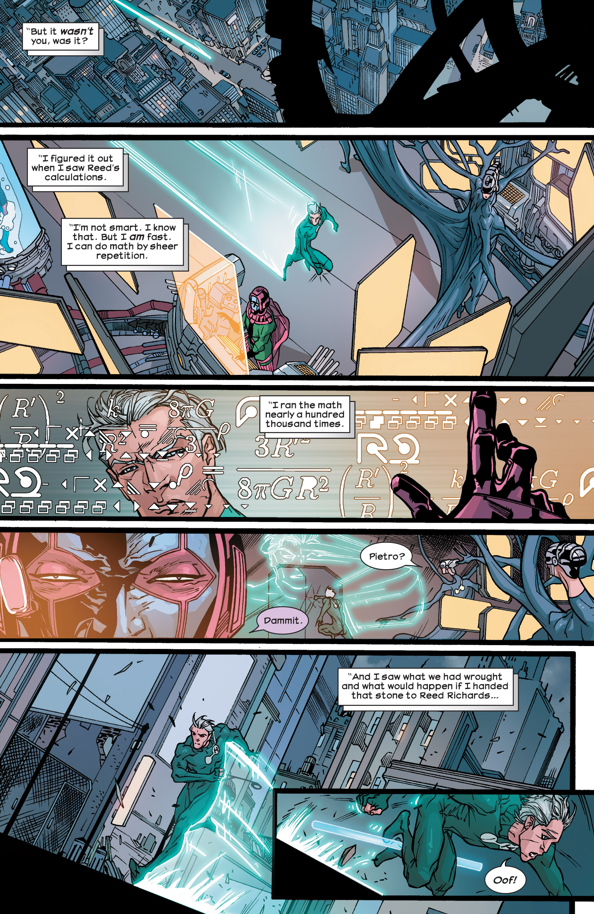 Read online Ultimate Comics Ultimates comic -  Issue #29 - 12