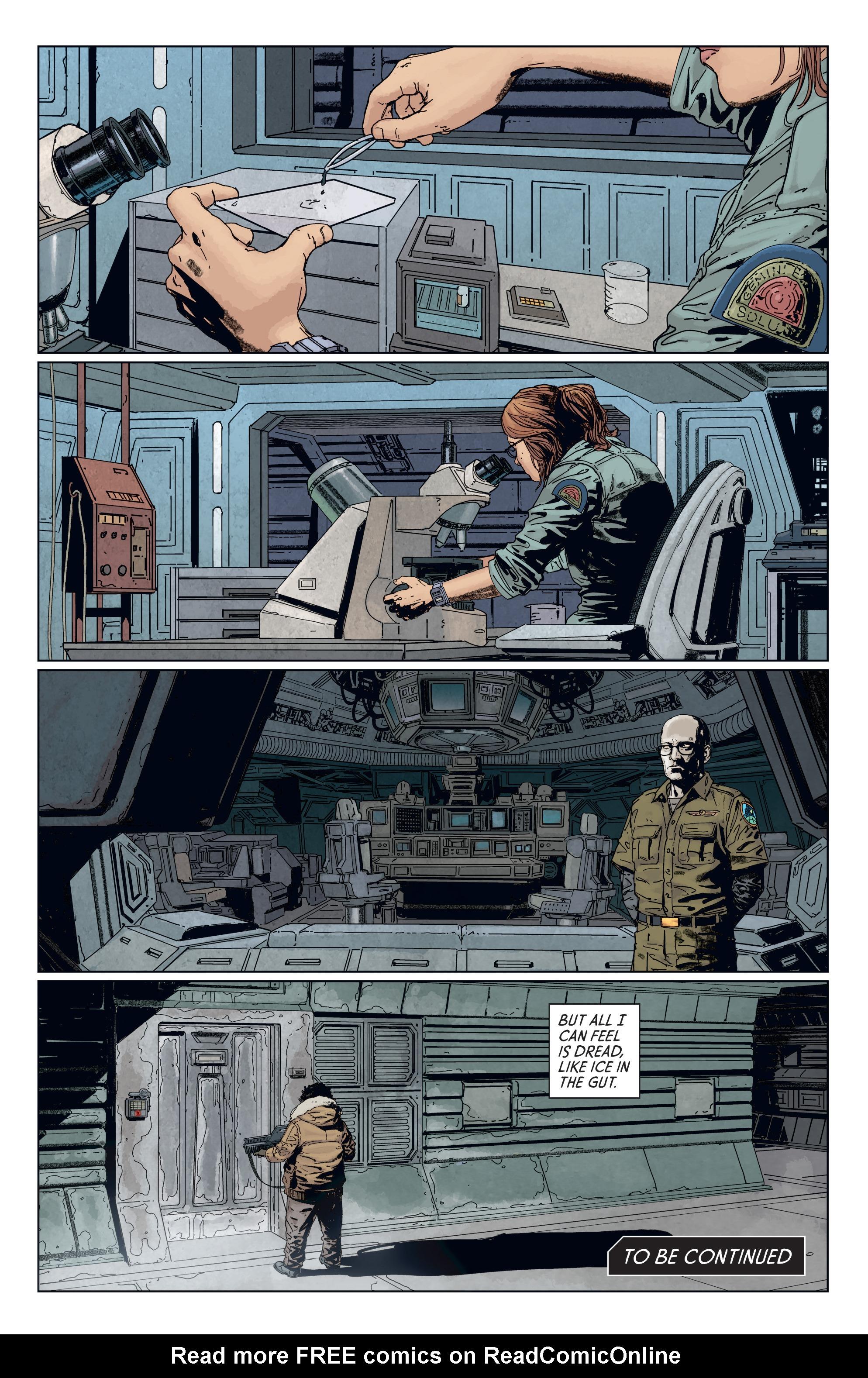 Aliens: Defiance 7 Page 24