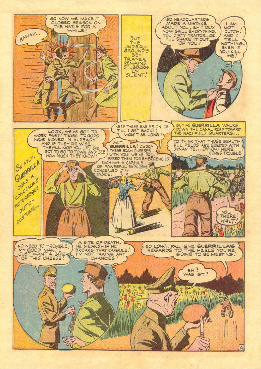 Read online Adventure Comics (1938) comic -  Issue #87 - 56