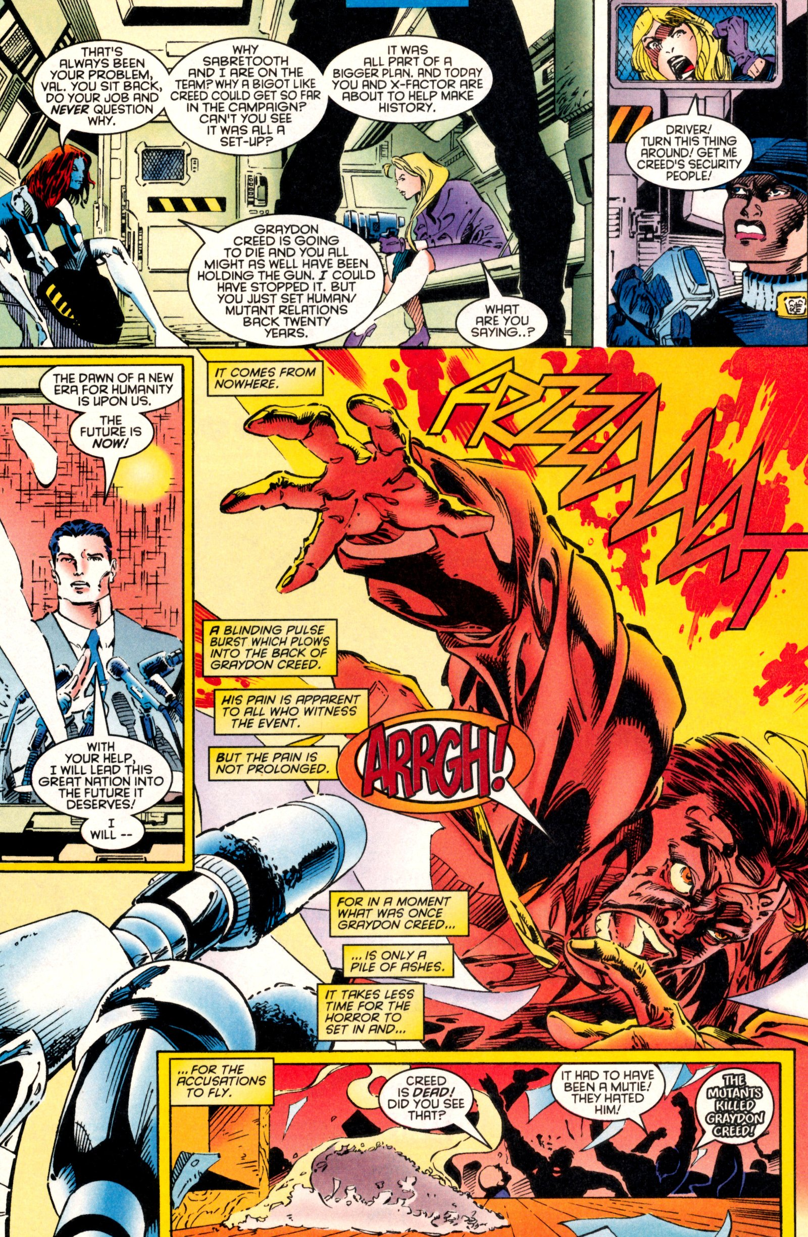 Read online X-Factor (1986) comic -  Issue #130 - 26