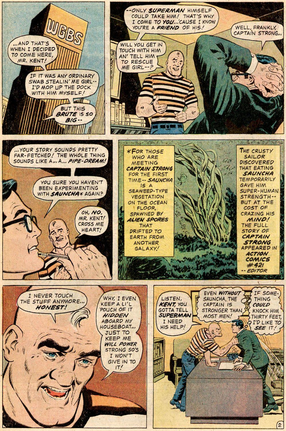 Action Comics (1938) 439 Page 3