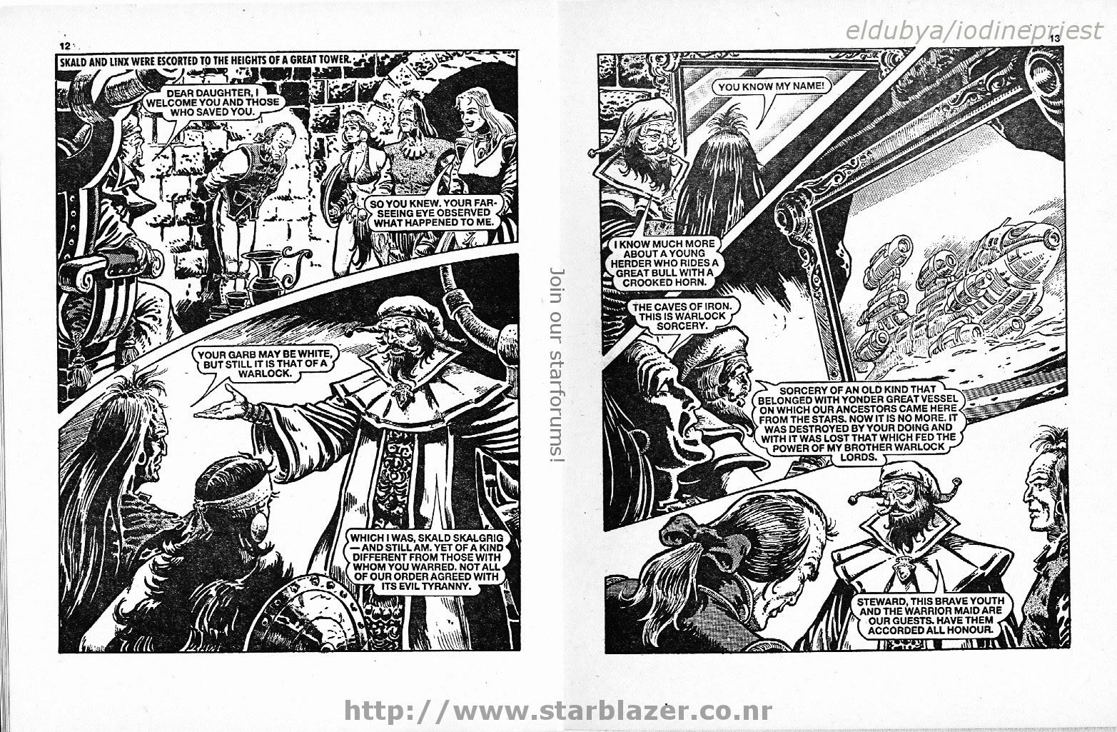 Starblazer issue 267 - Page 8
