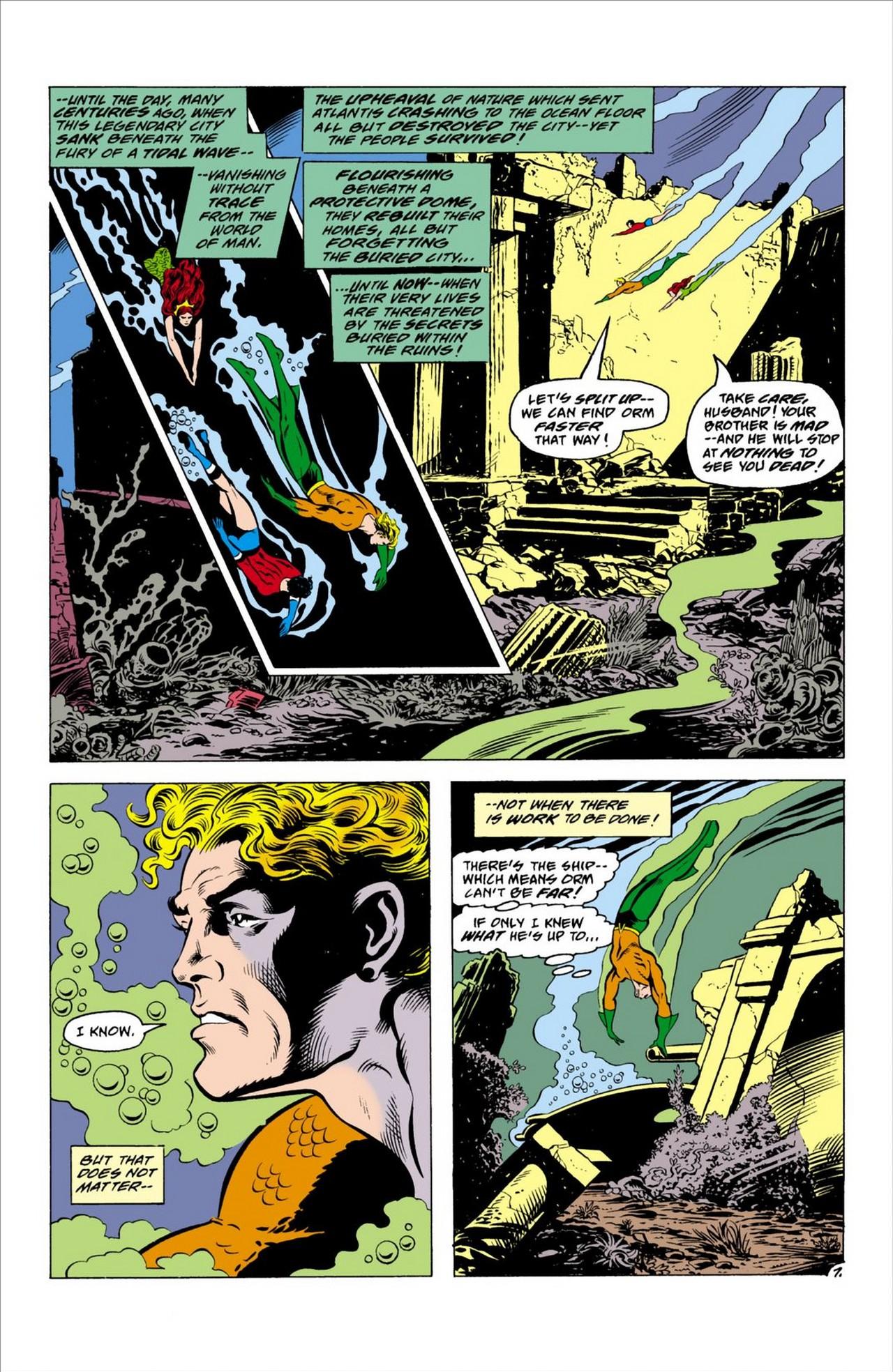 Read online Aquaman (1962) comic -  Issue #63 - 8