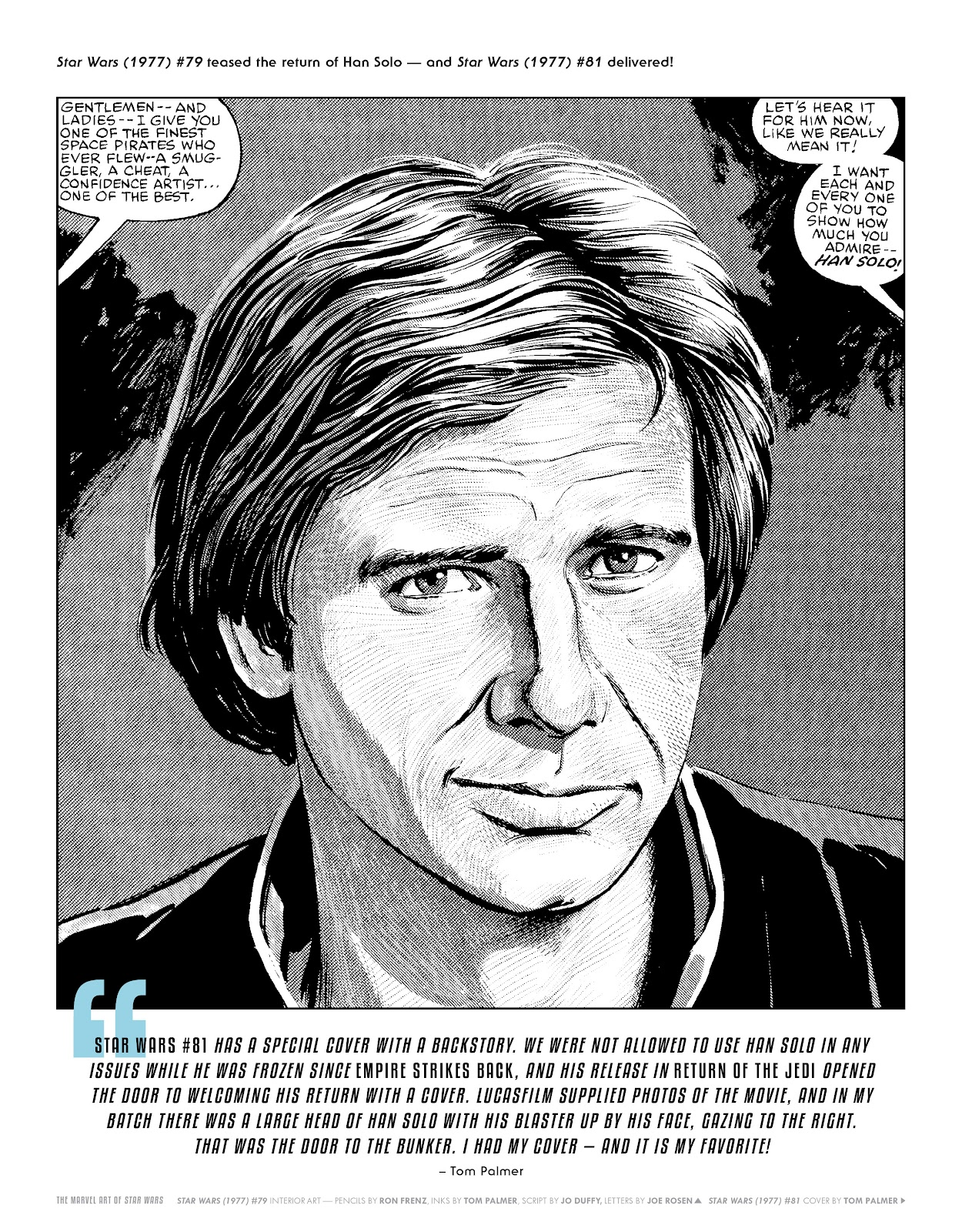 Read online The Marvel Art of Star Wars comic -  Issue # TPB (Part 1) - 11