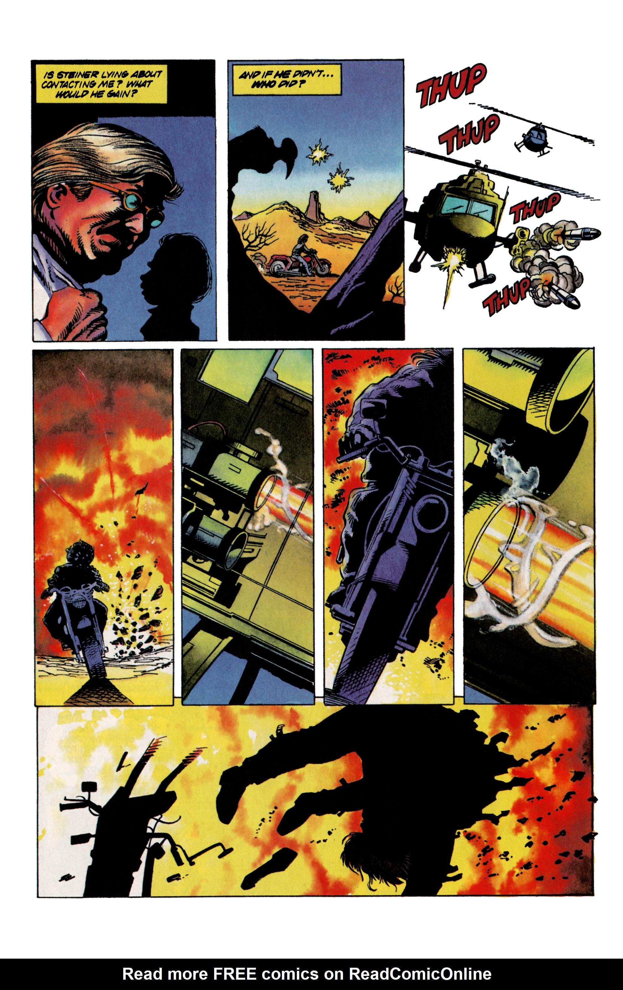 Read online Eternal Warrior (1992) comic -  Issue #21 - 16