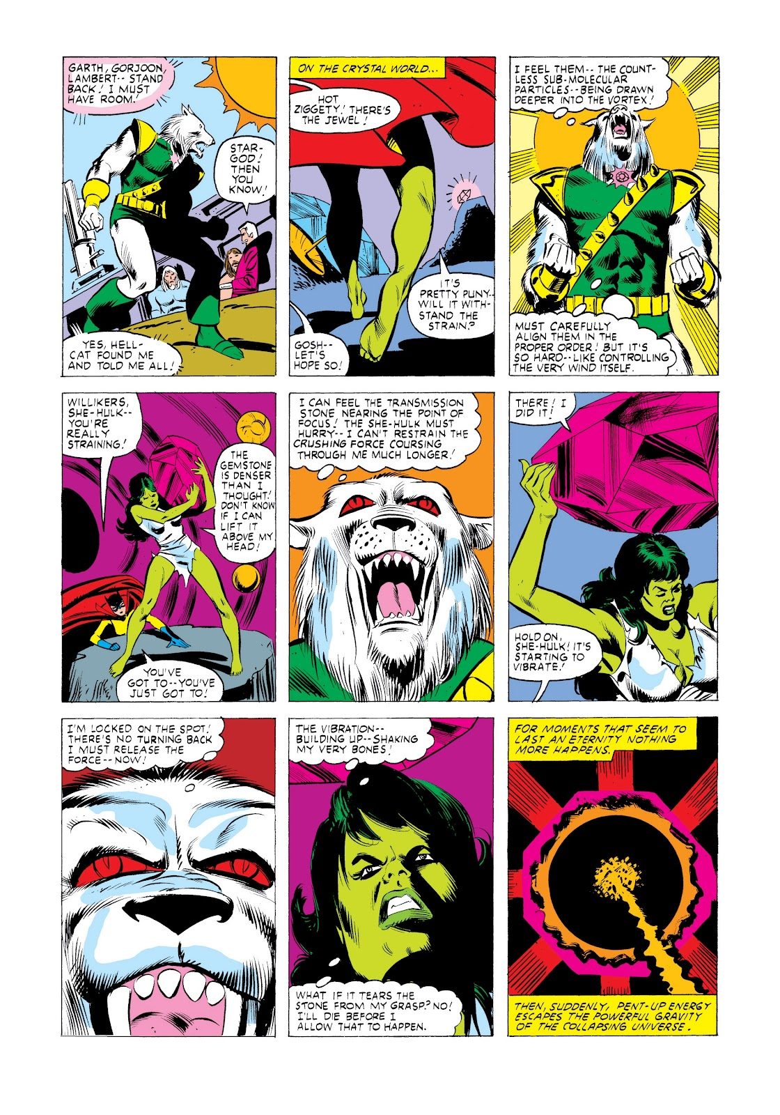 Marvel Masterworks: The Savage She-Hulk issue TPB_1_(Part_3) - Page 82