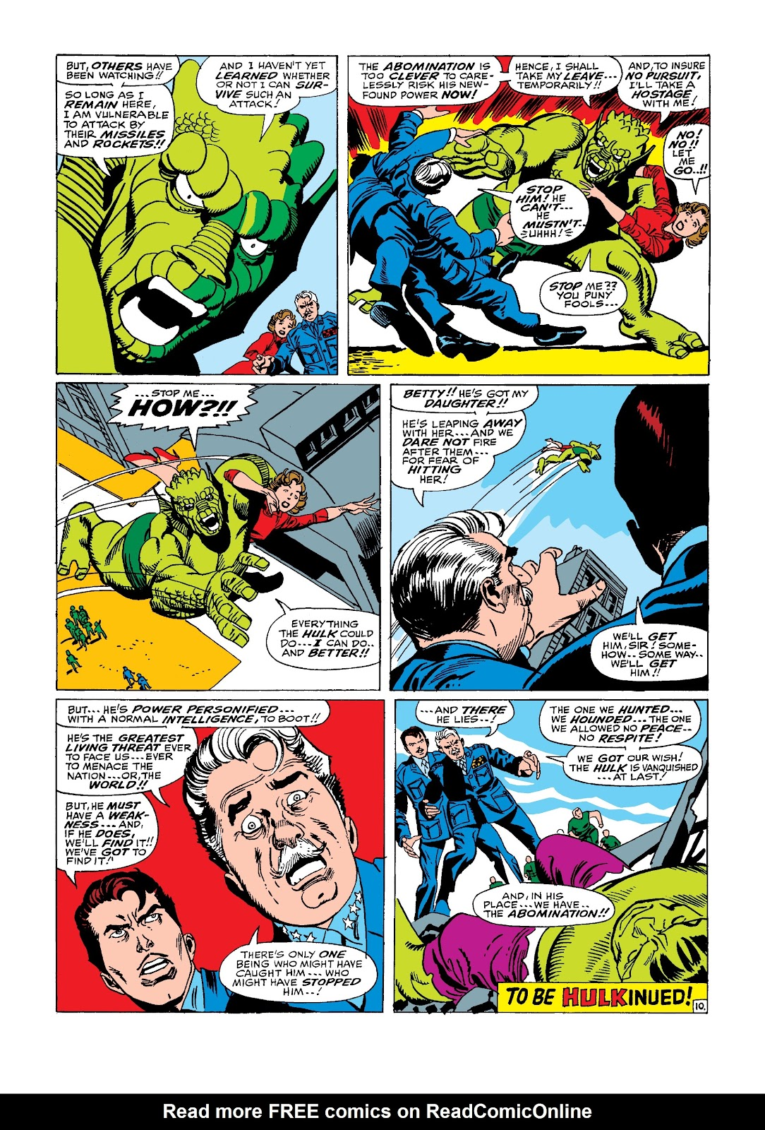 Read online Marvel Masterworks: The Incredible Hulk comic -  Issue # TPB 3 (Part 2) - 27