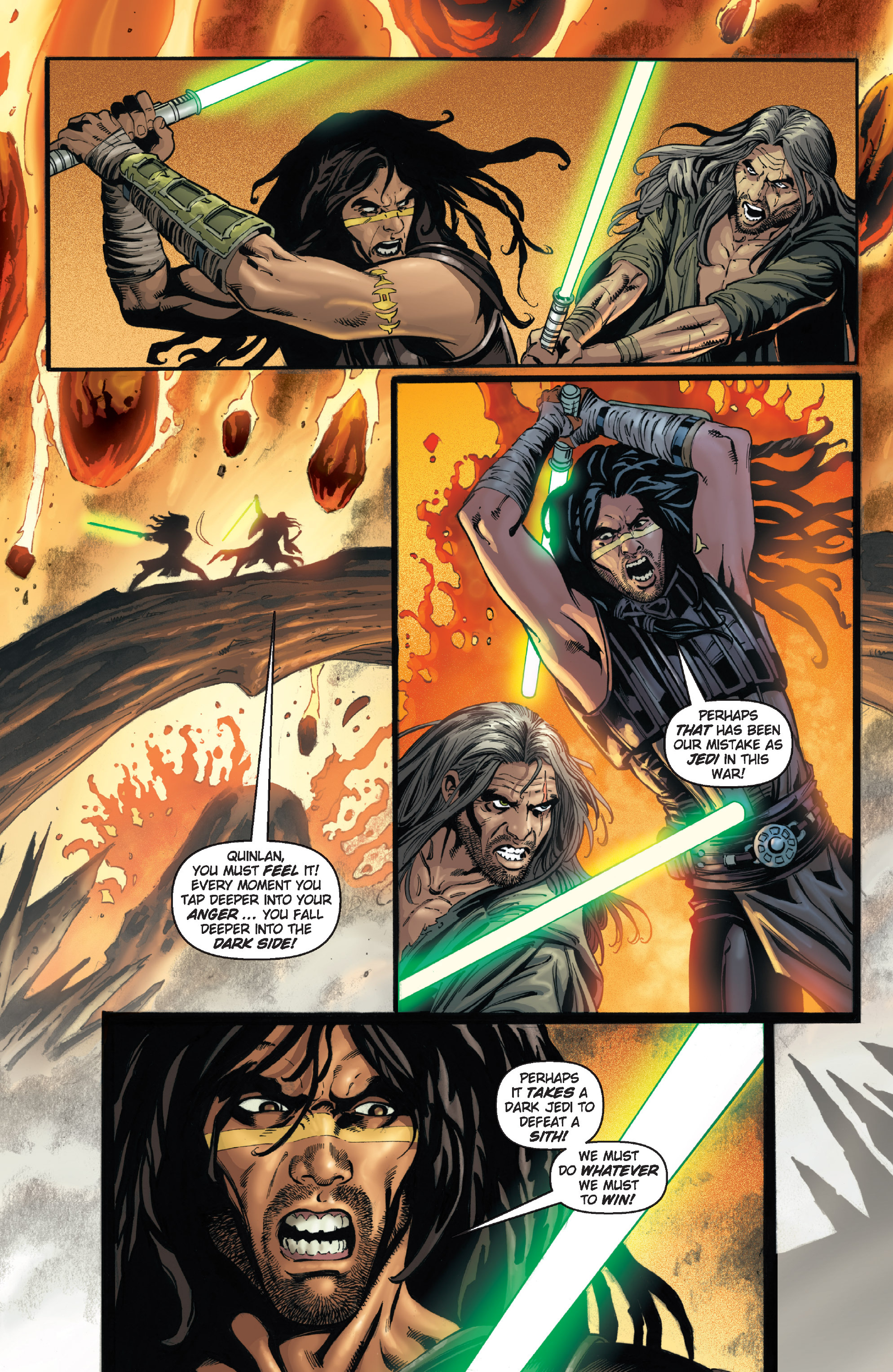 Read online Star Wars Omnibus comic -  Issue # Vol. 26 - 296