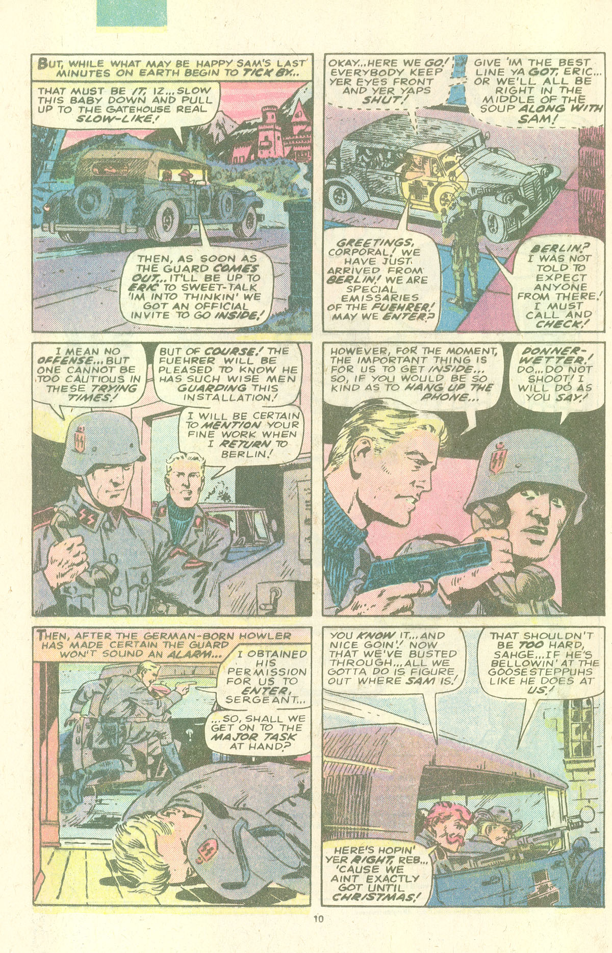 Read online Sgt. Fury comic -  Issue #157 - 12