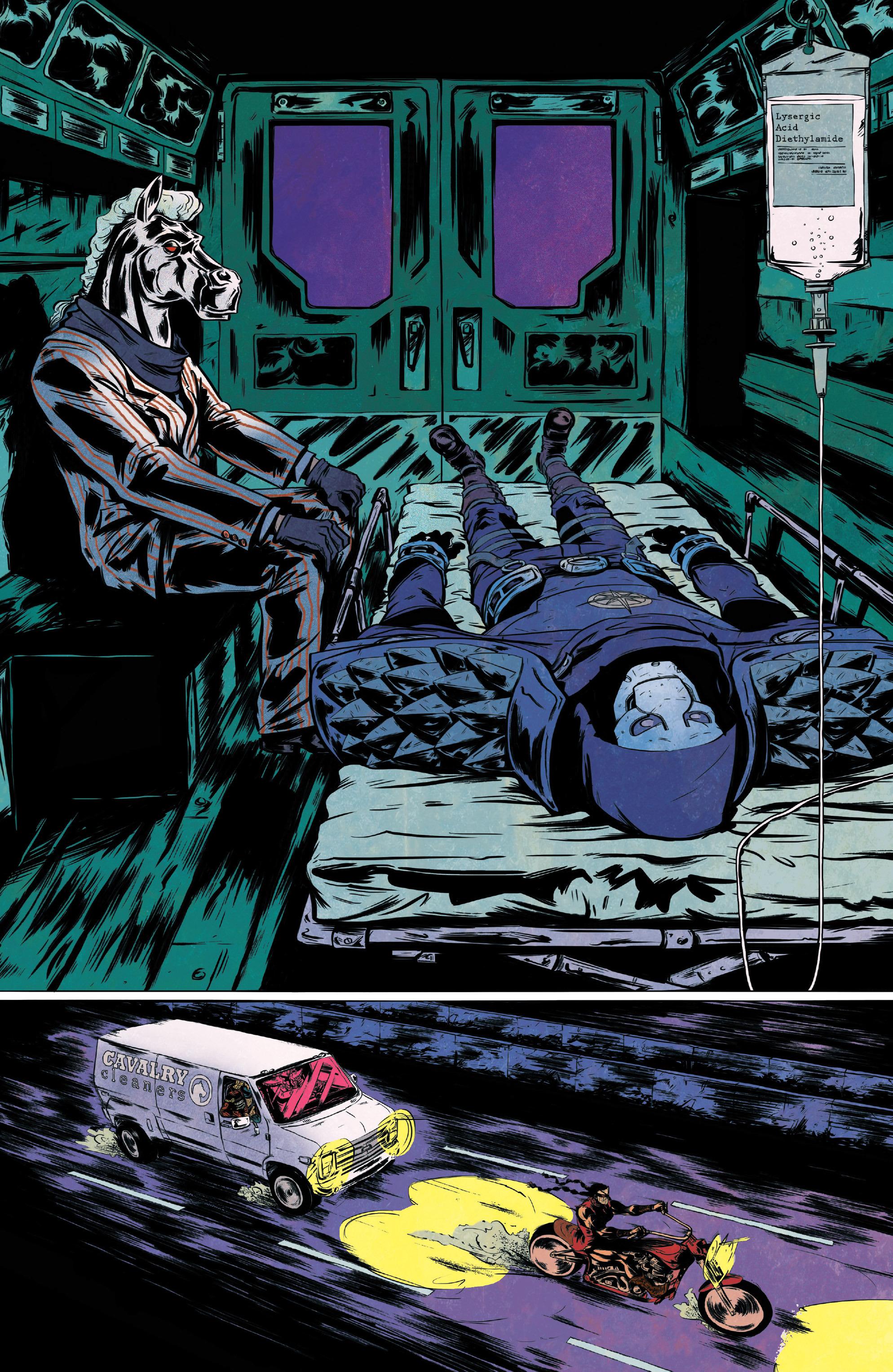 Read online Translucid comic -  Issue #5 - 10