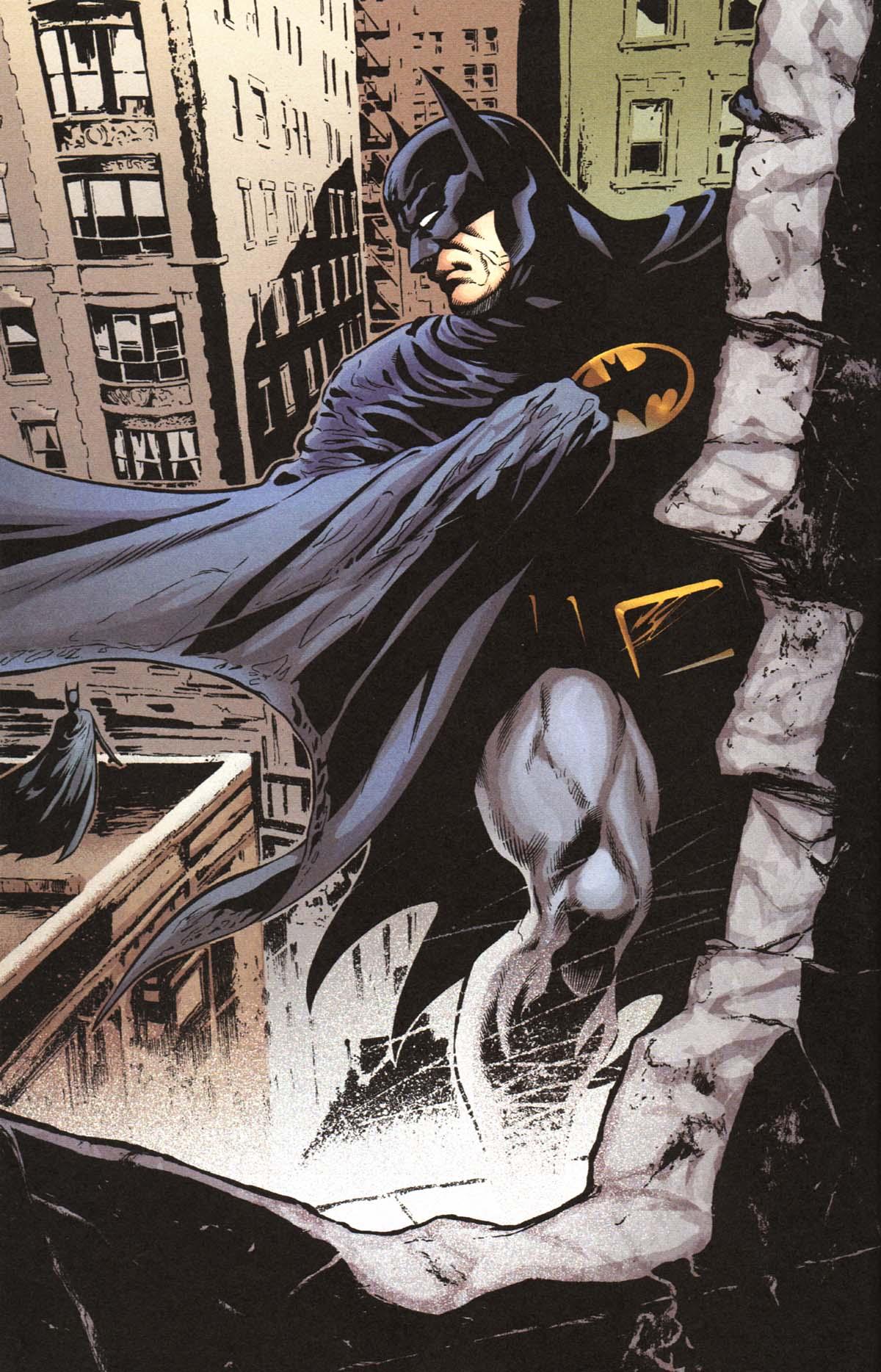 Read online Batman: No Man's Land comic -  Issue #0 - 34