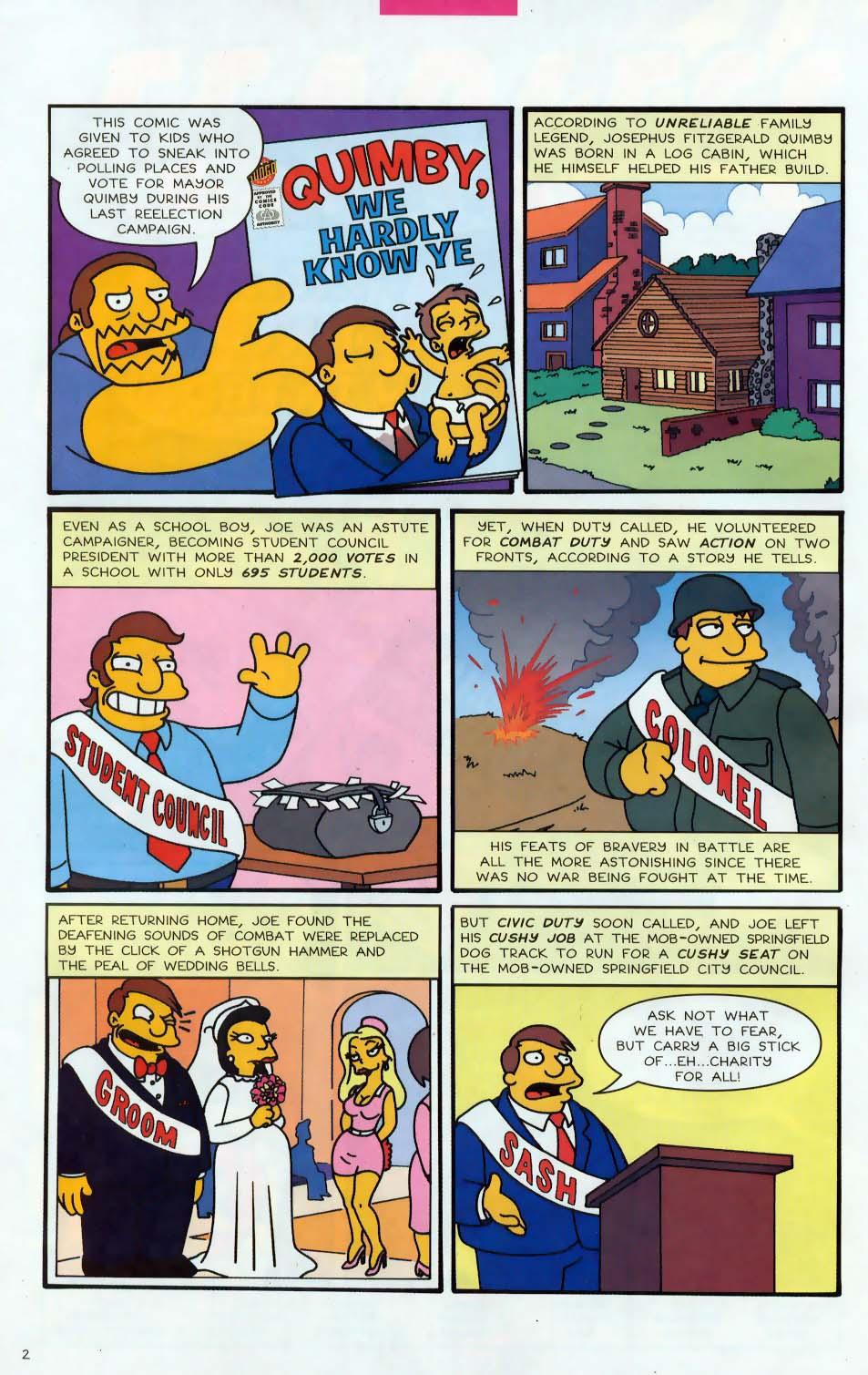Read online Simpsons Comics comic -  Issue #85 - 24