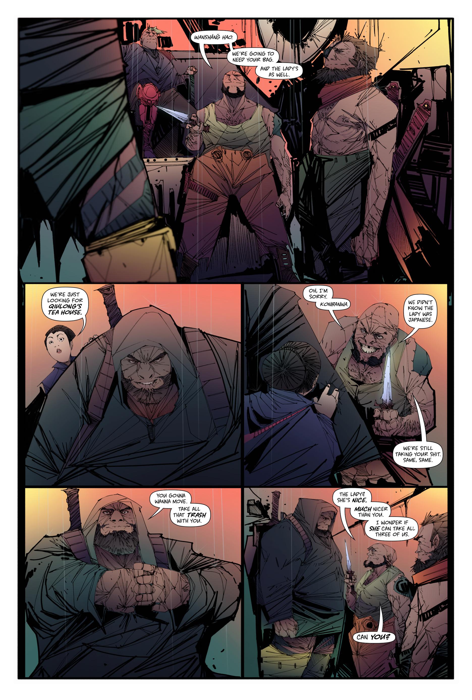 Read online Scrimshaw comic -  Issue #3 - 6