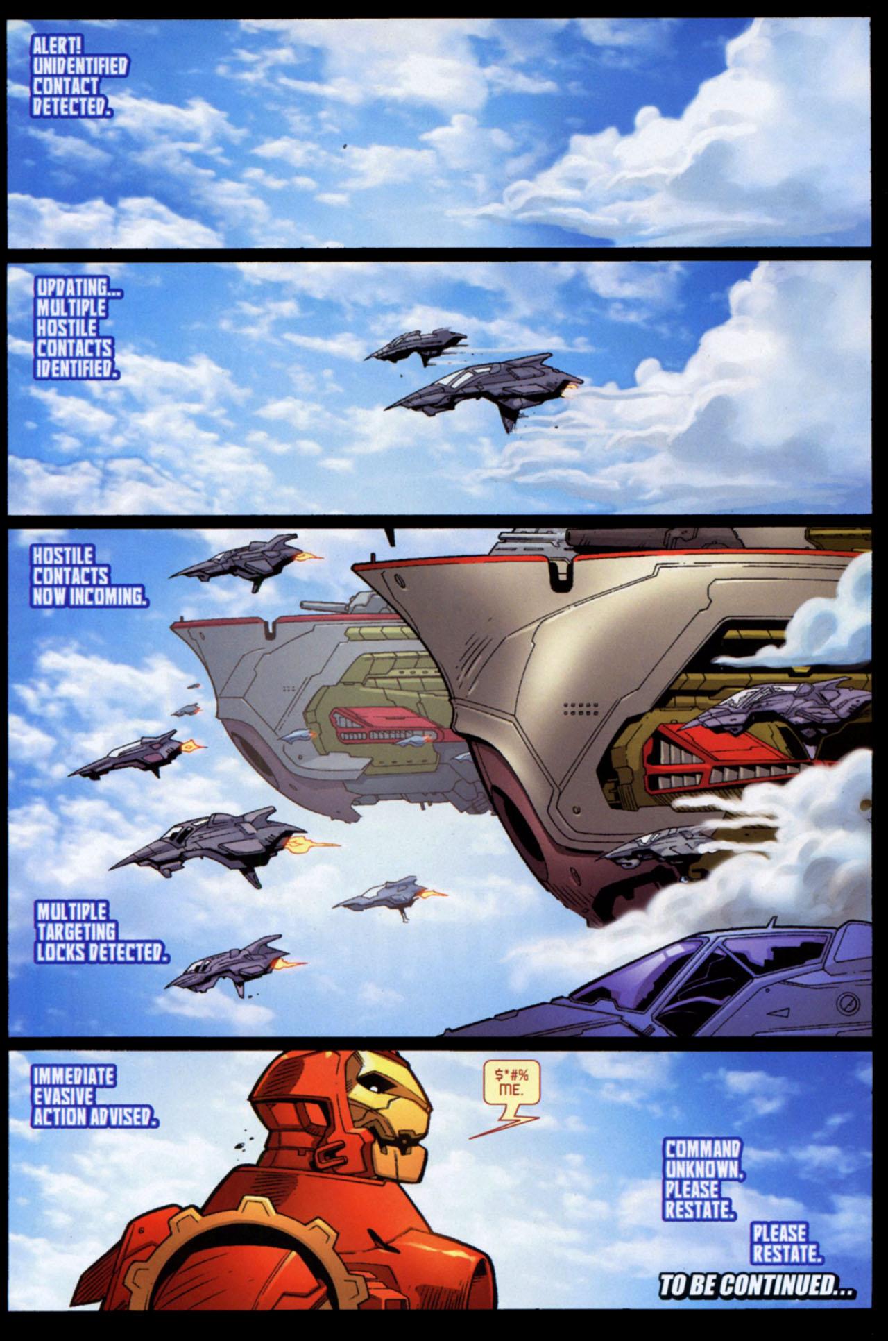 Read online Astonishing Tales (2009) comic -  Issue #4 - 17