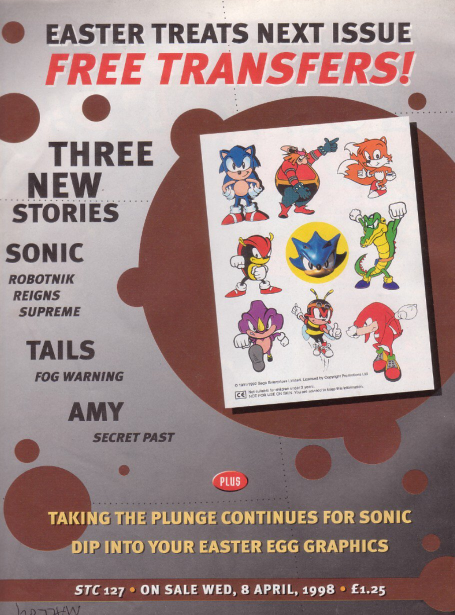 Read online Sonic the Comic comic -  Issue #126 - 28
