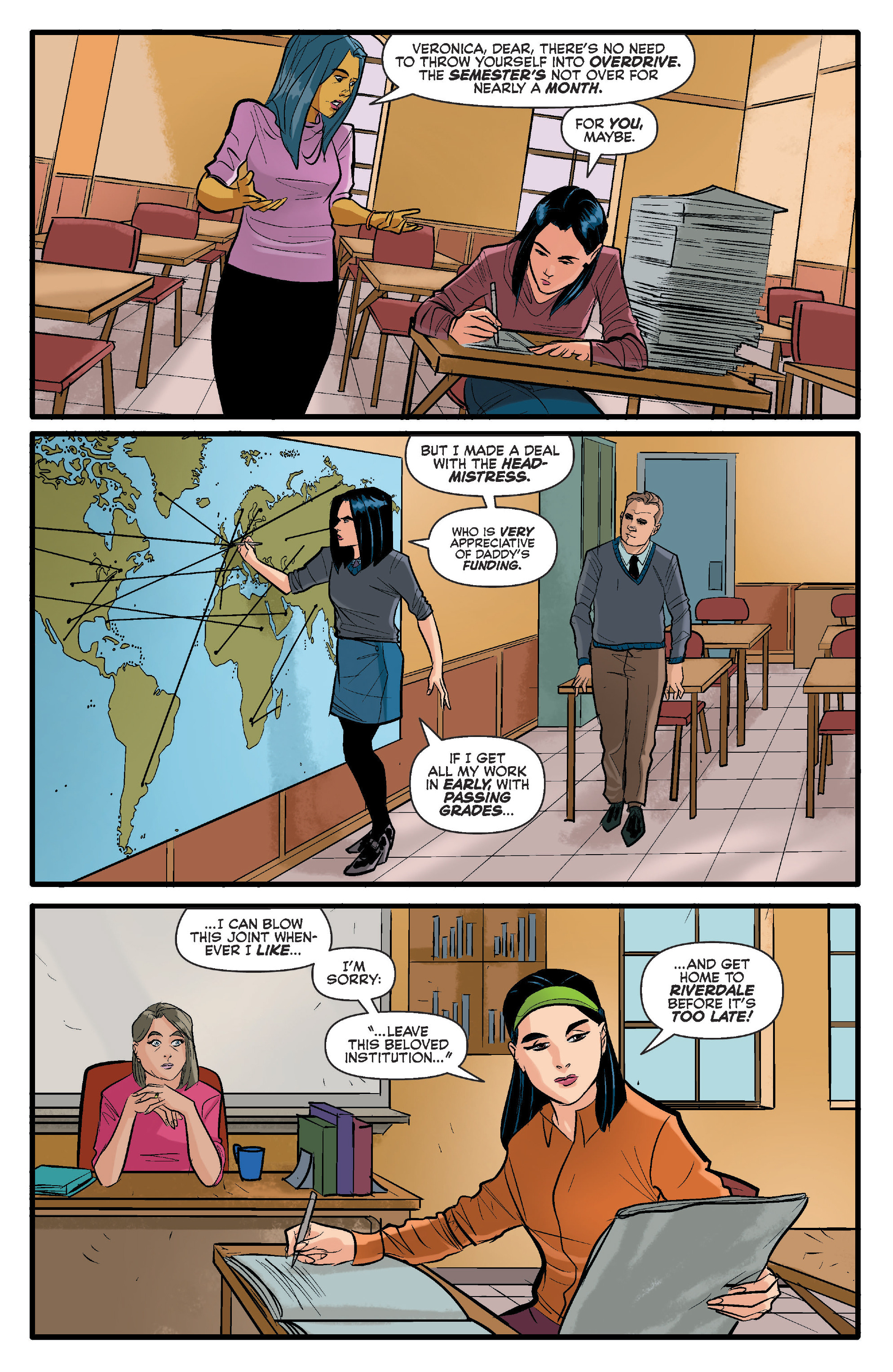 Read online Archie (2015) comic -  Issue #17 - 9