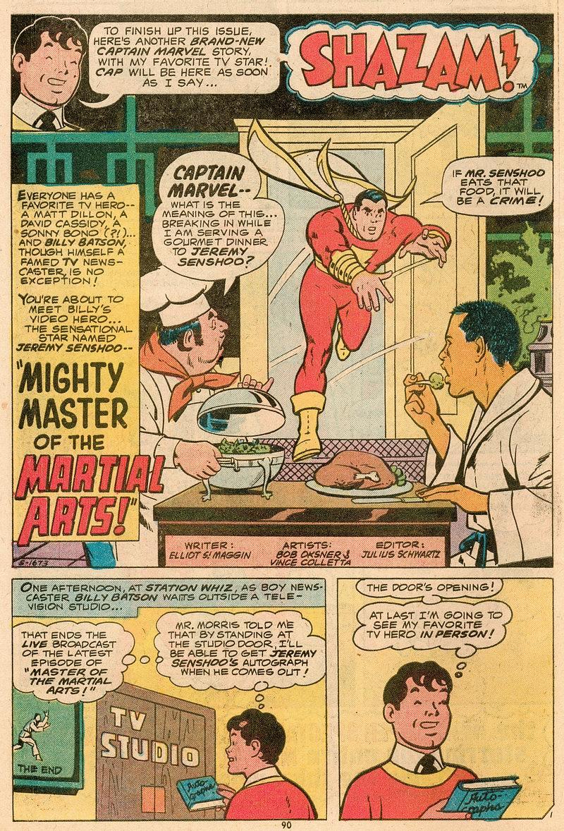 Read online Shazam! (1973) comic -  Issue #12 - 79