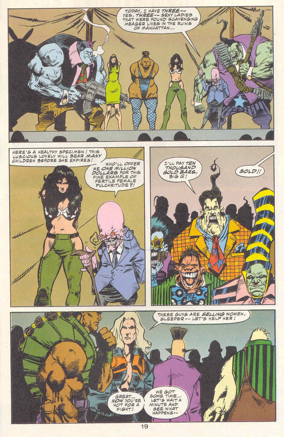 Read online Kamandi: At Earth's End comic -  Issue #2 - 20