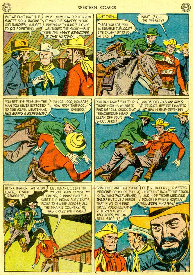 Western Comics issue 23 - Page 8