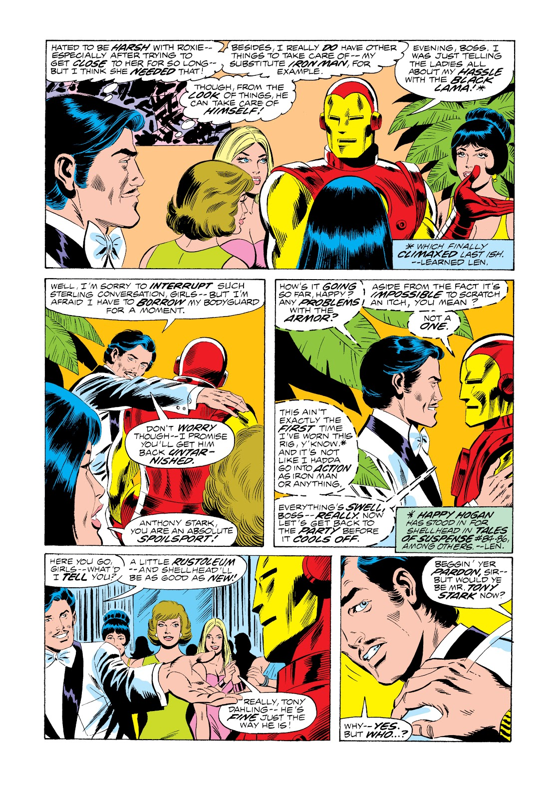 Read online Marvel Masterworks: The Invincible Iron Man comic -  Issue # TPB 11 (Part 1) - 18