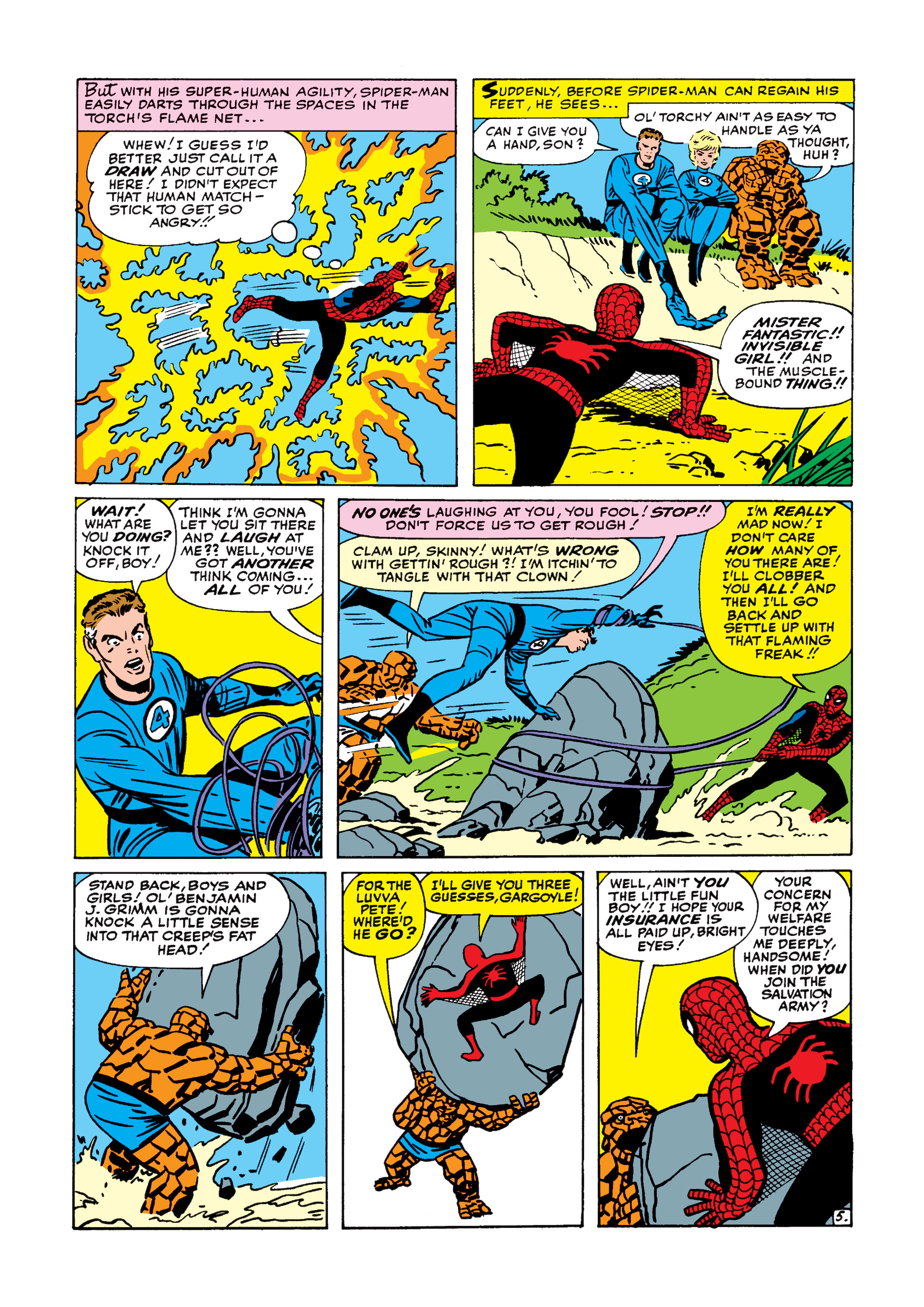 The Amazing Spider-Man (1963) 8 Page 22