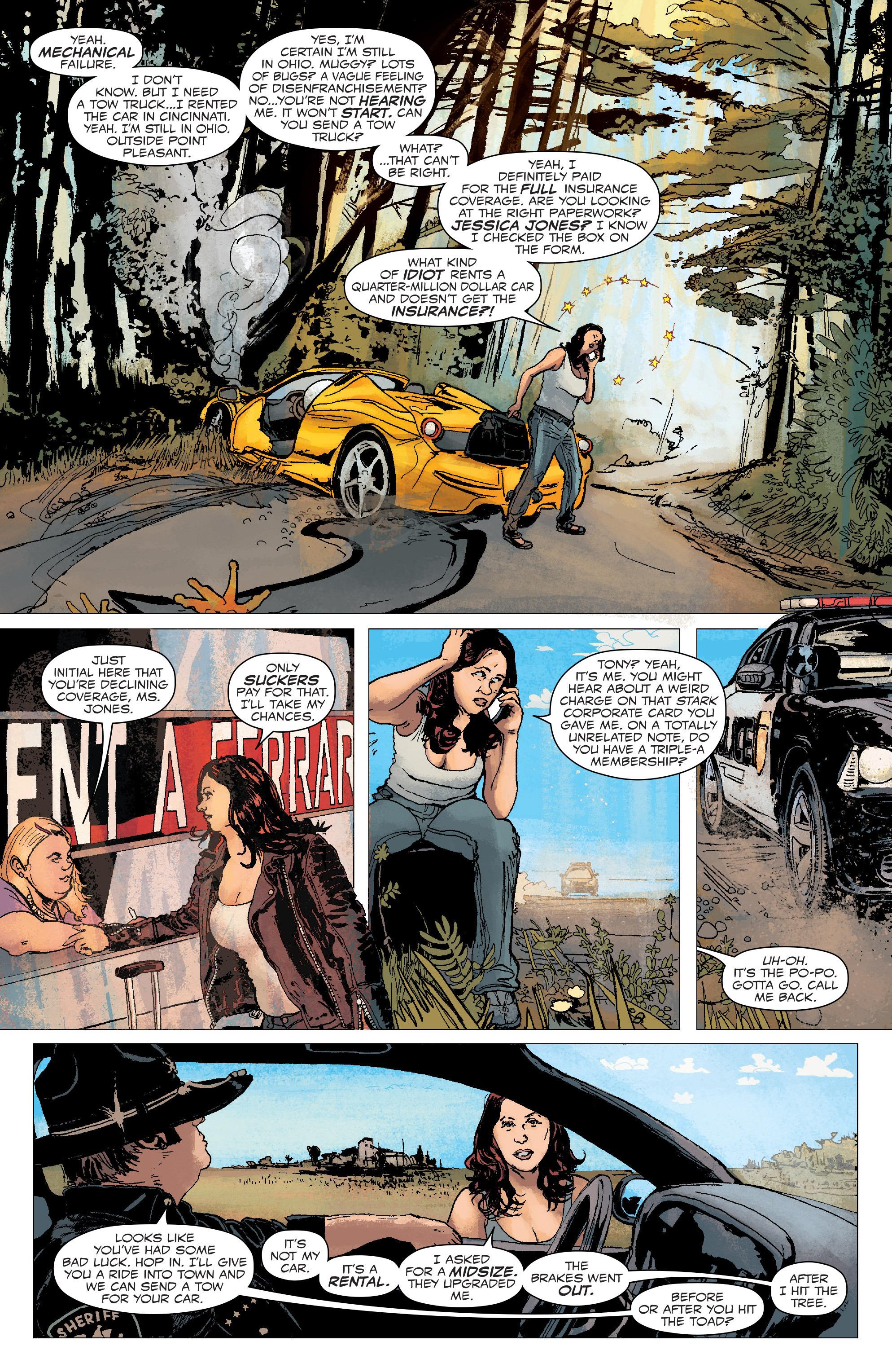 Read online Civil War II: Choosing Sides comic -  Issue #6 - 4