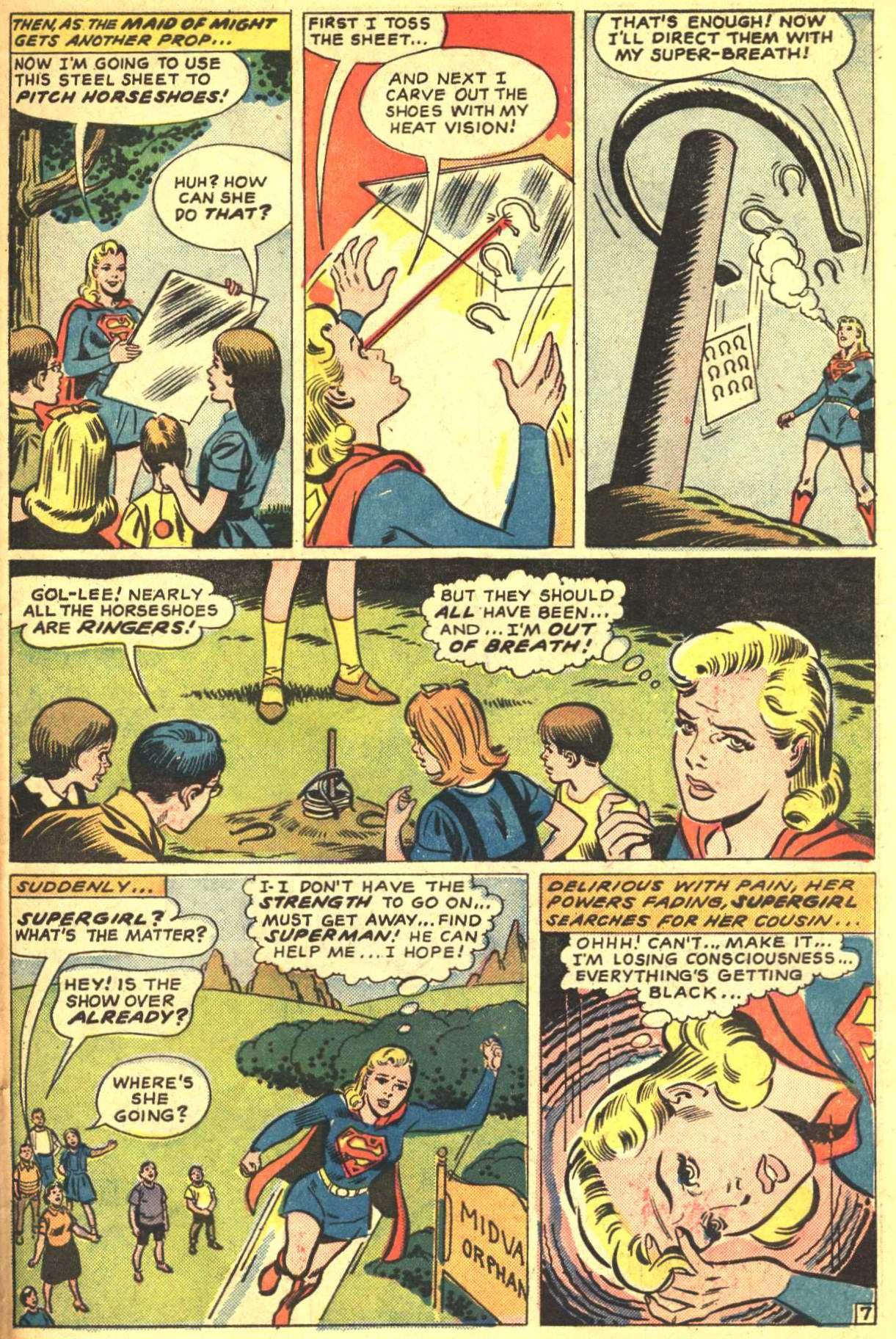Read online Action Comics (1938) comic -  Issue #356 - 25