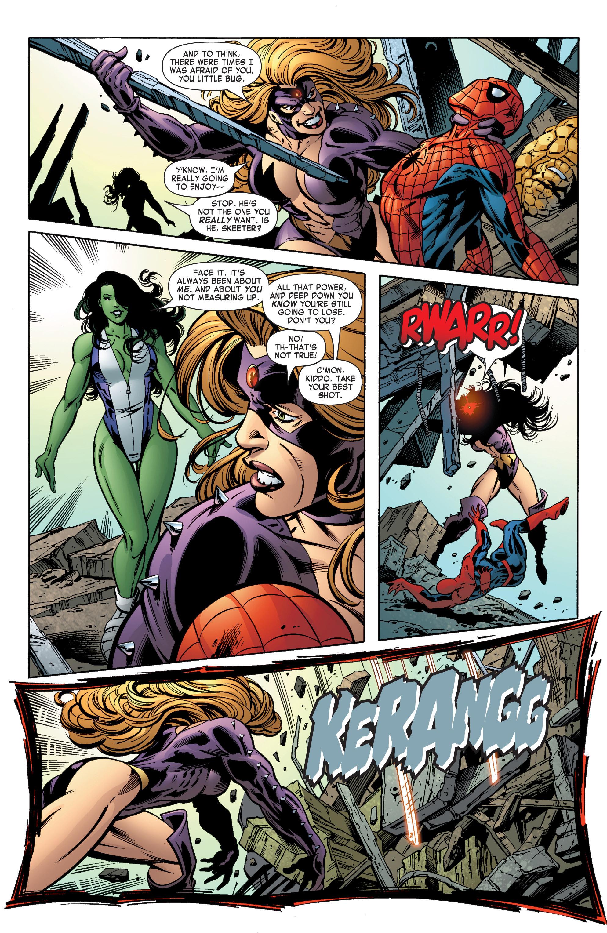 Read online She-Hulk (2004) comic -  Issue #12 - 18