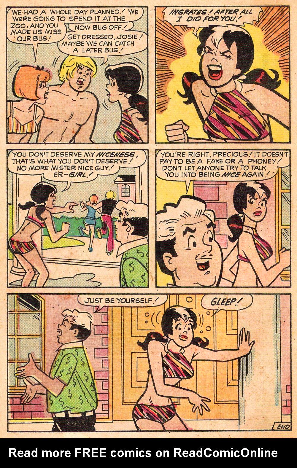 Read online She's Josie comic -  Issue #65 - 18