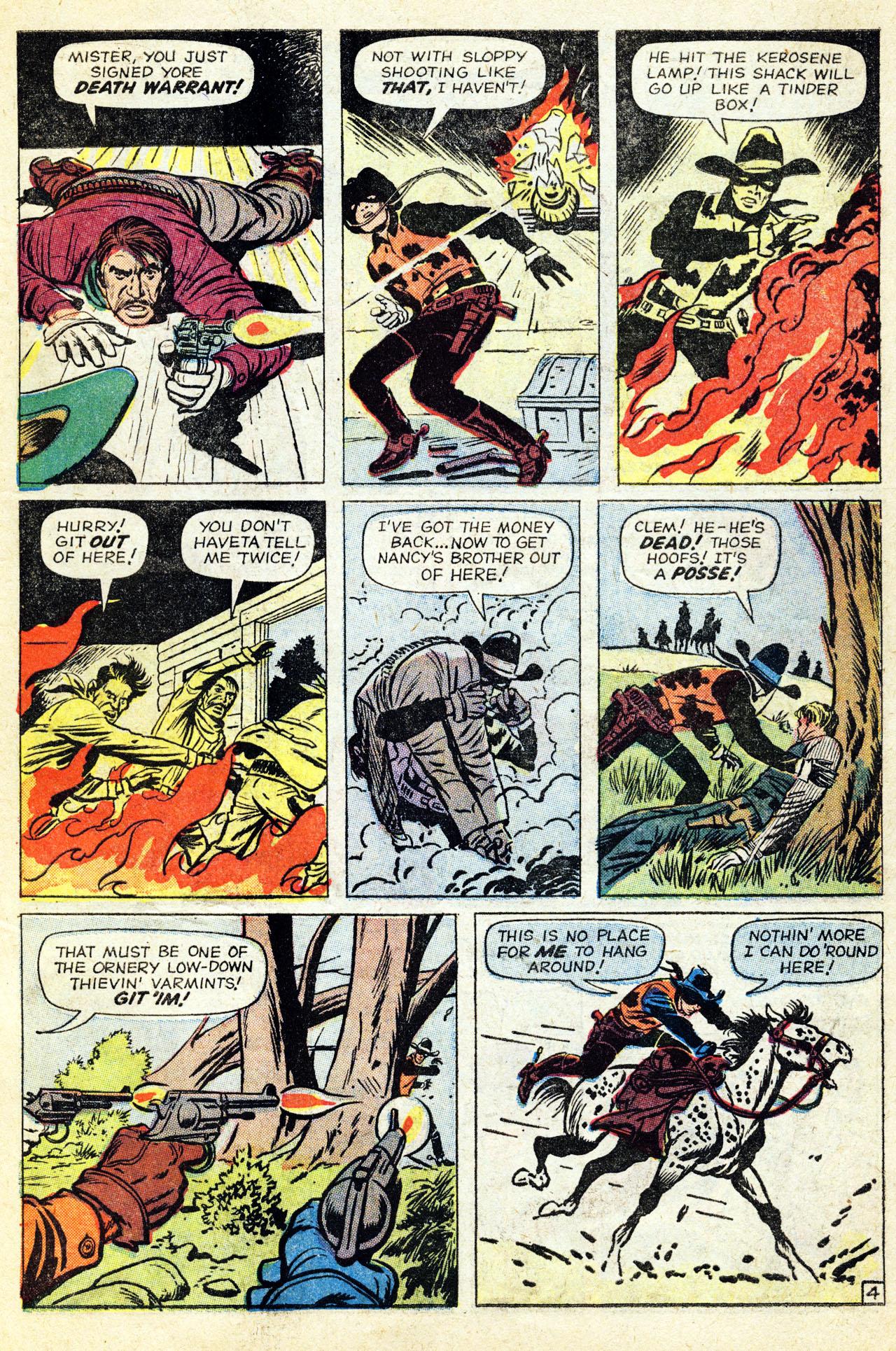 Read online Two-Gun Kid comic -  Issue #60 - 31