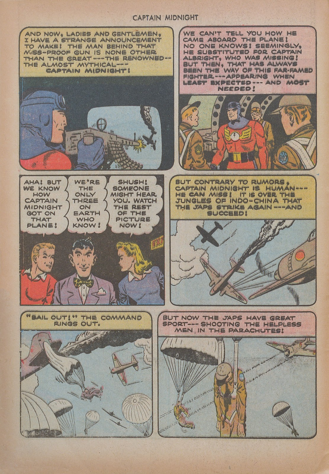 Captain Midnight (1942) issue 20 - Page 8