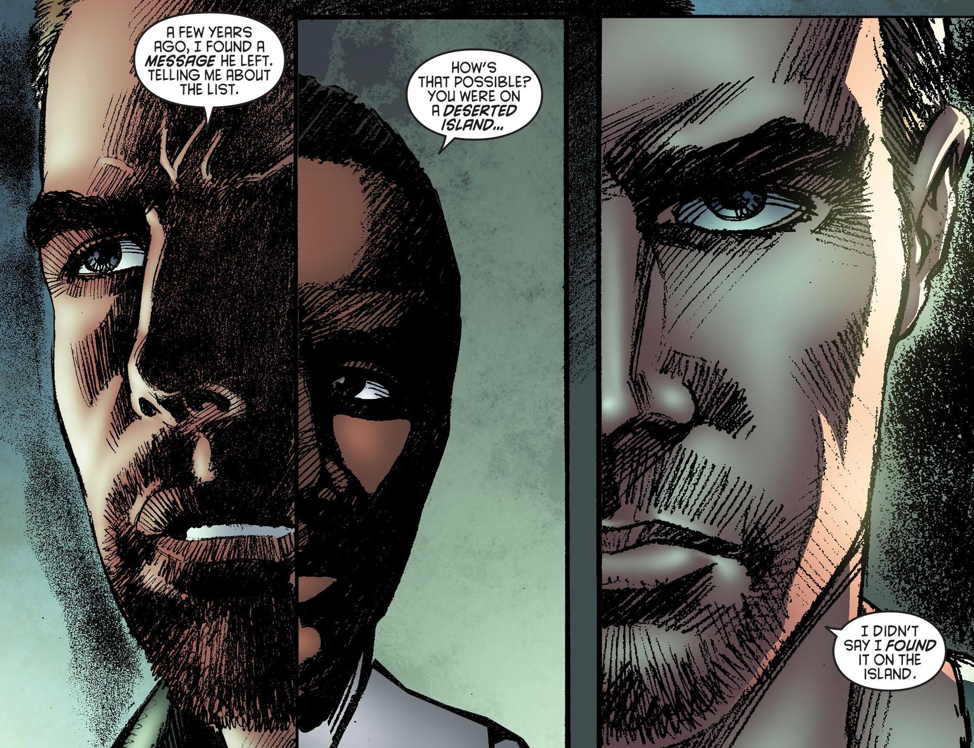 Read online Arrow [II] comic -  Issue #25 - 20