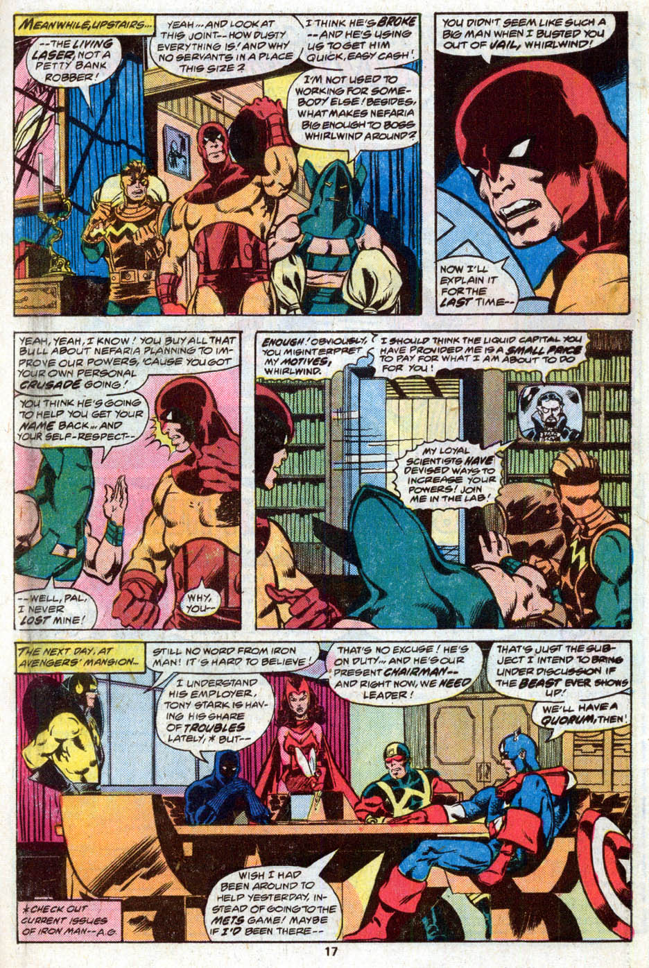 The Avengers (1963) 164 Page 11