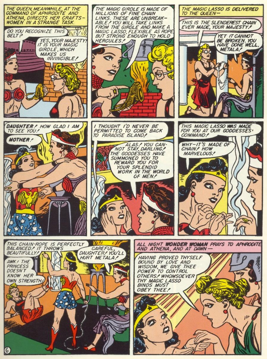 Read online Sensation (Mystery) Comics comic -  Issue #6 - 8