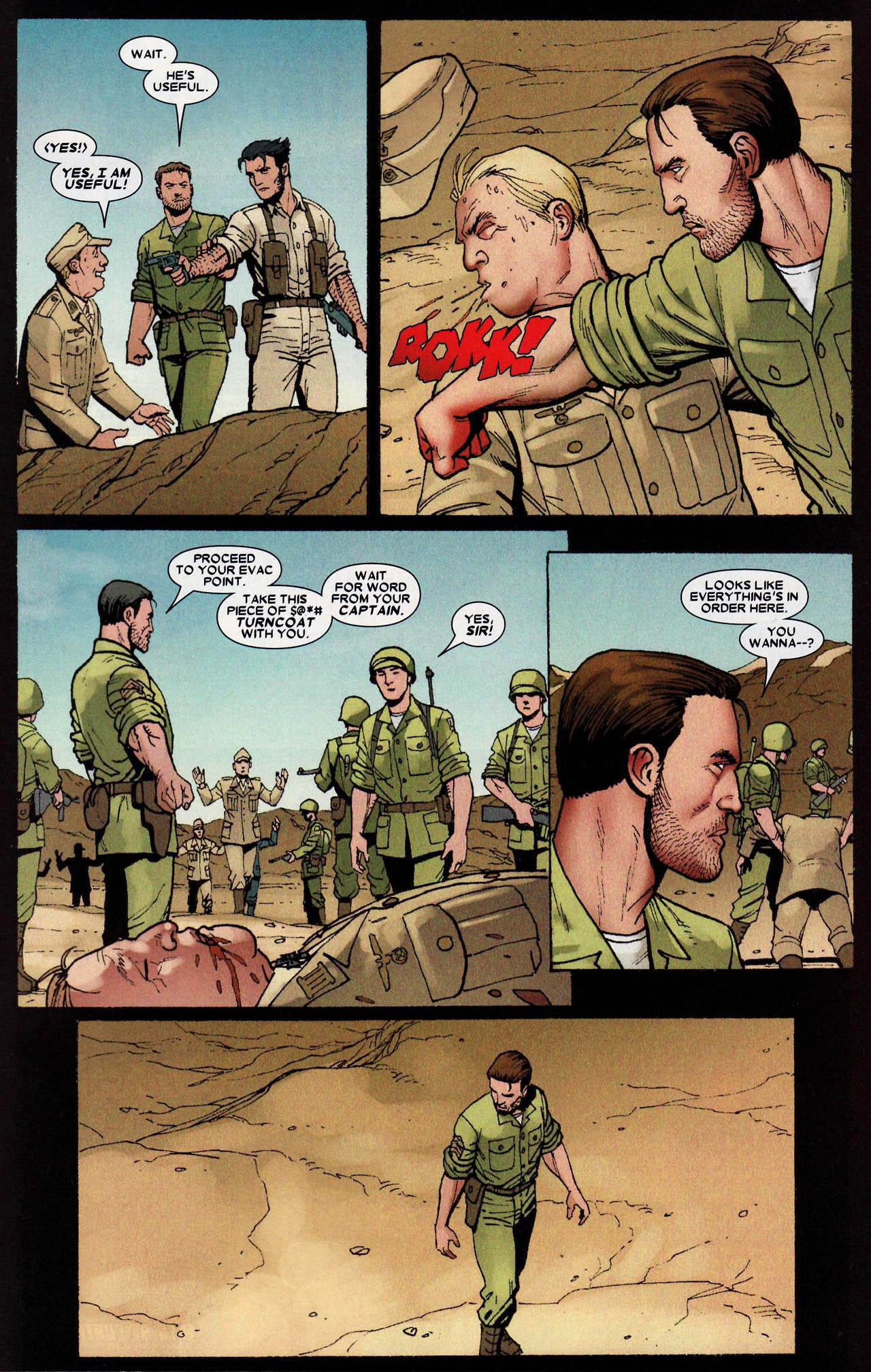 Read online Wolverine: Origins comic -  Issue #18 - 22