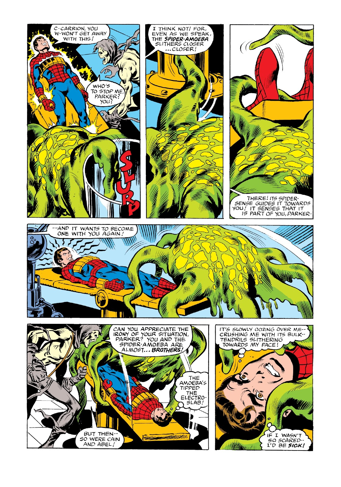 Read online Marvel Masterworks: The Spectacular Spider-Man comic -  Issue # TPB 2 (Part 3) - 87