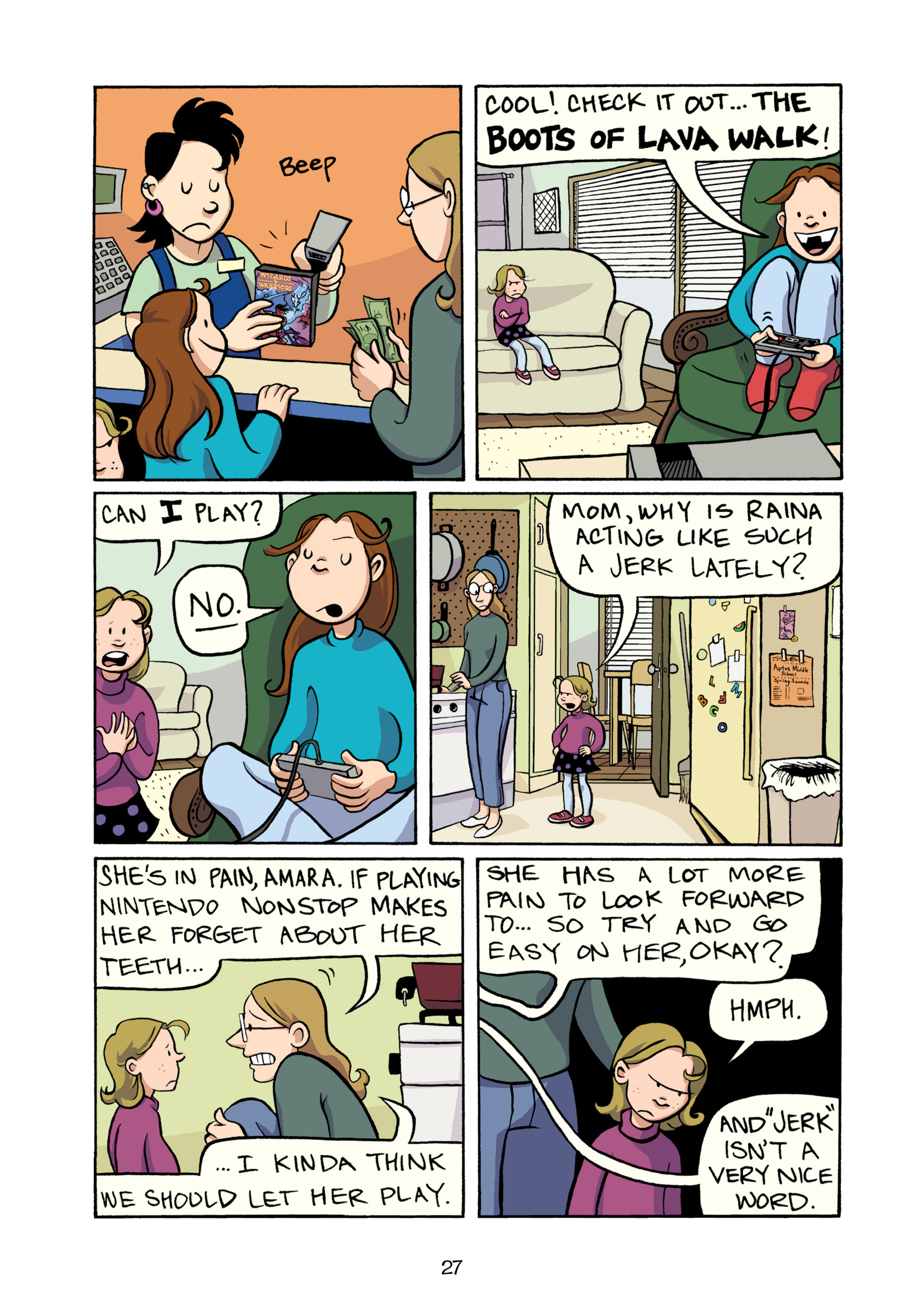 Read online Smile comic -  Issue # TPB - 33