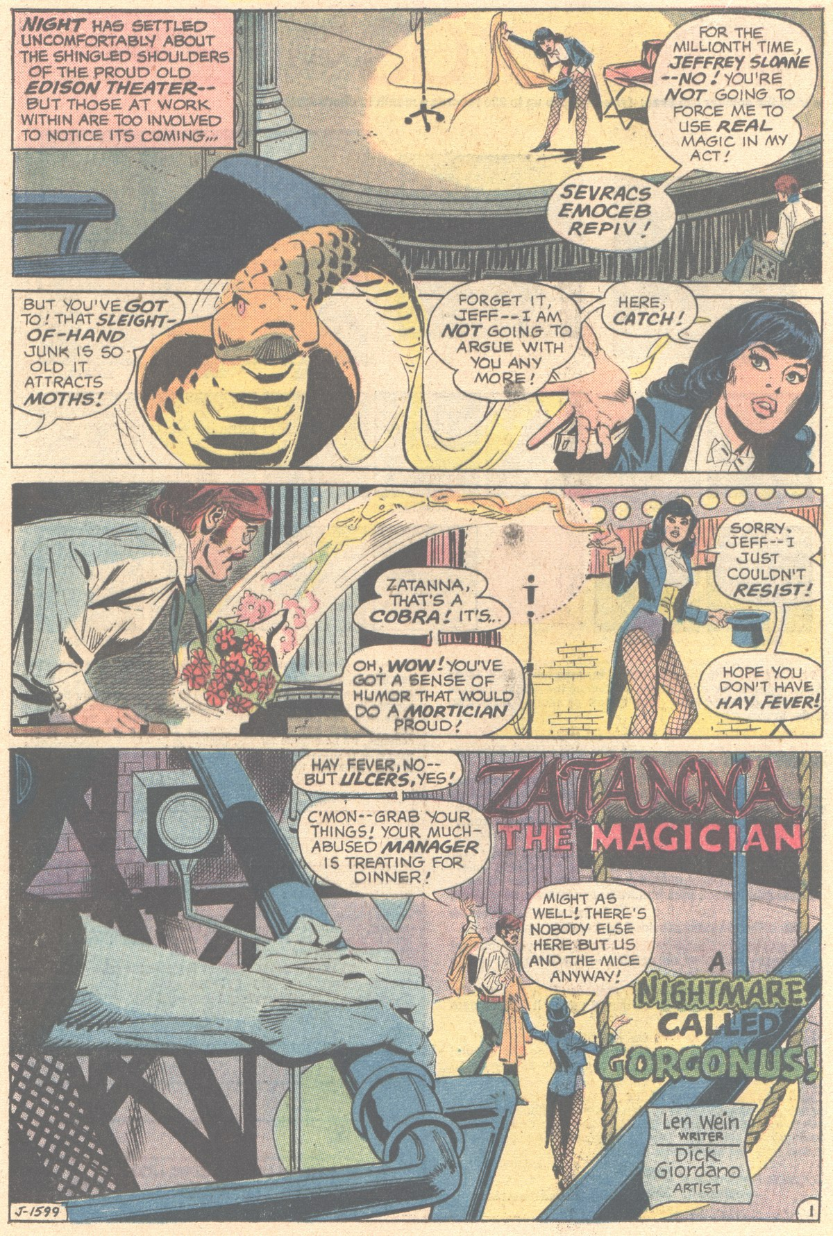 Read online Adventure Comics (1938) comic -  Issue #419 - 28