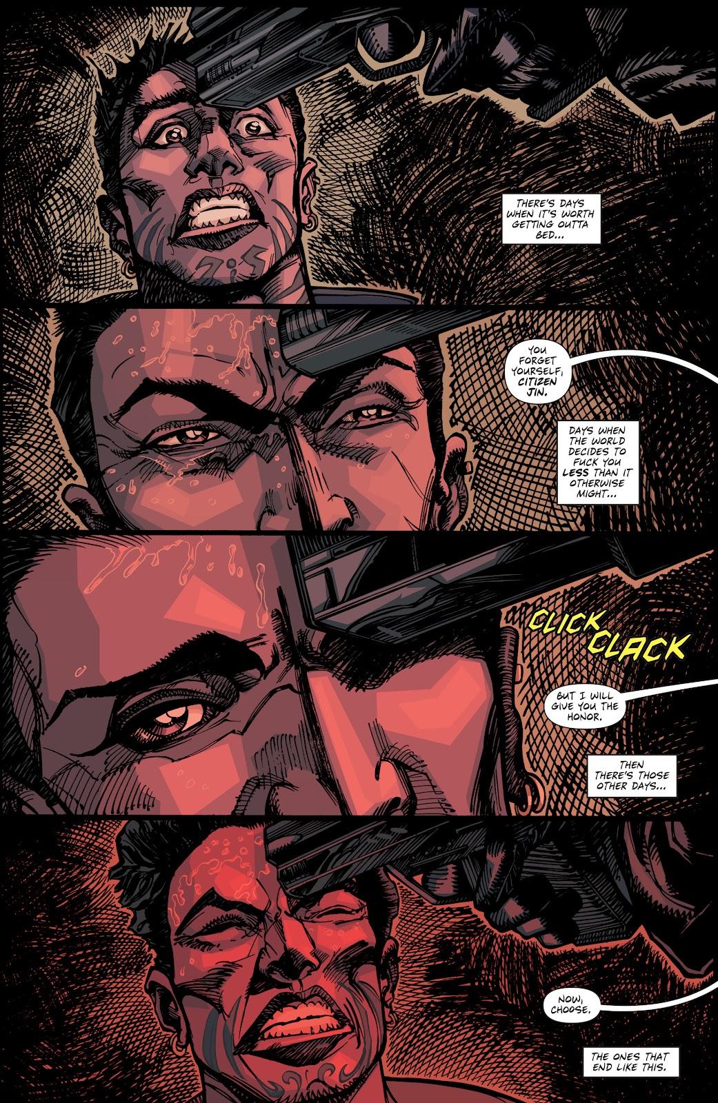 Read online Strange Adventures (2014) comic -  Issue # TPB (Part 1) - 7