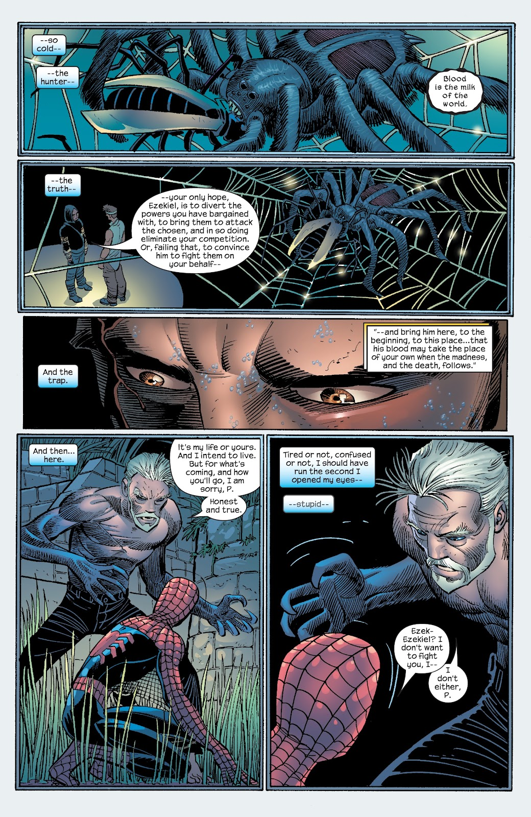 The Amazing Spider-Man by JMS Ultimate Collection issue TPB 3 (Part 2) - Page 18