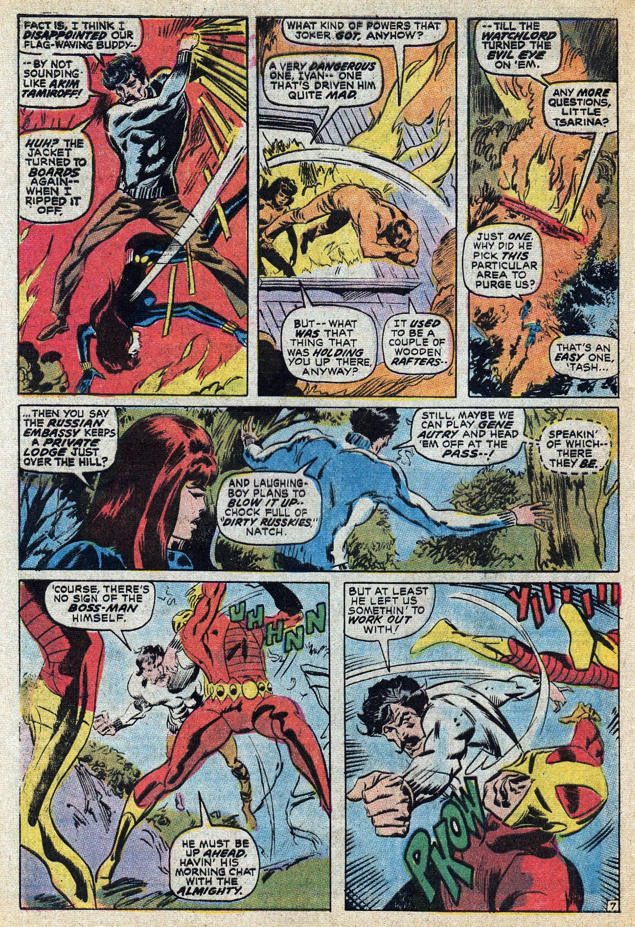 Read online Amazing Adventures (1970) comic -  Issue #8 - 28