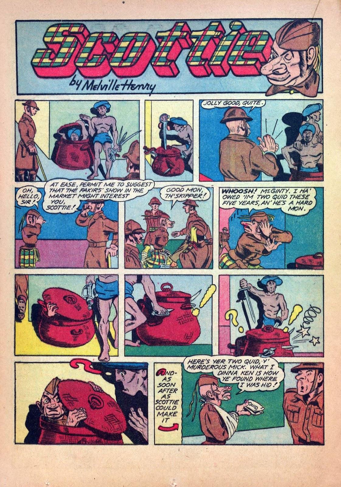 Read online Joker Comics comic -  Issue #4 - 38