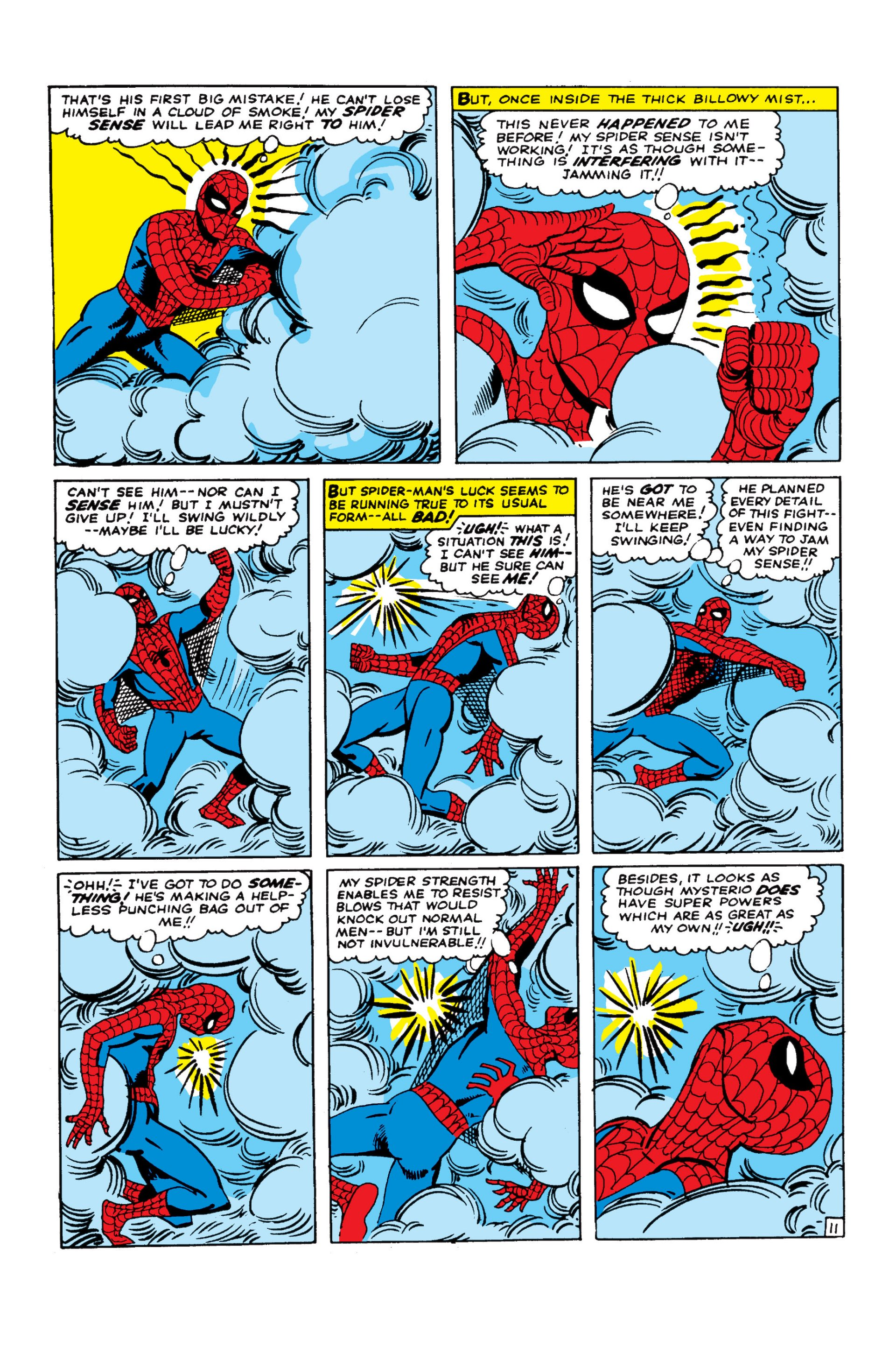 The Amazing Spider-Man (1963) 13 Page 11