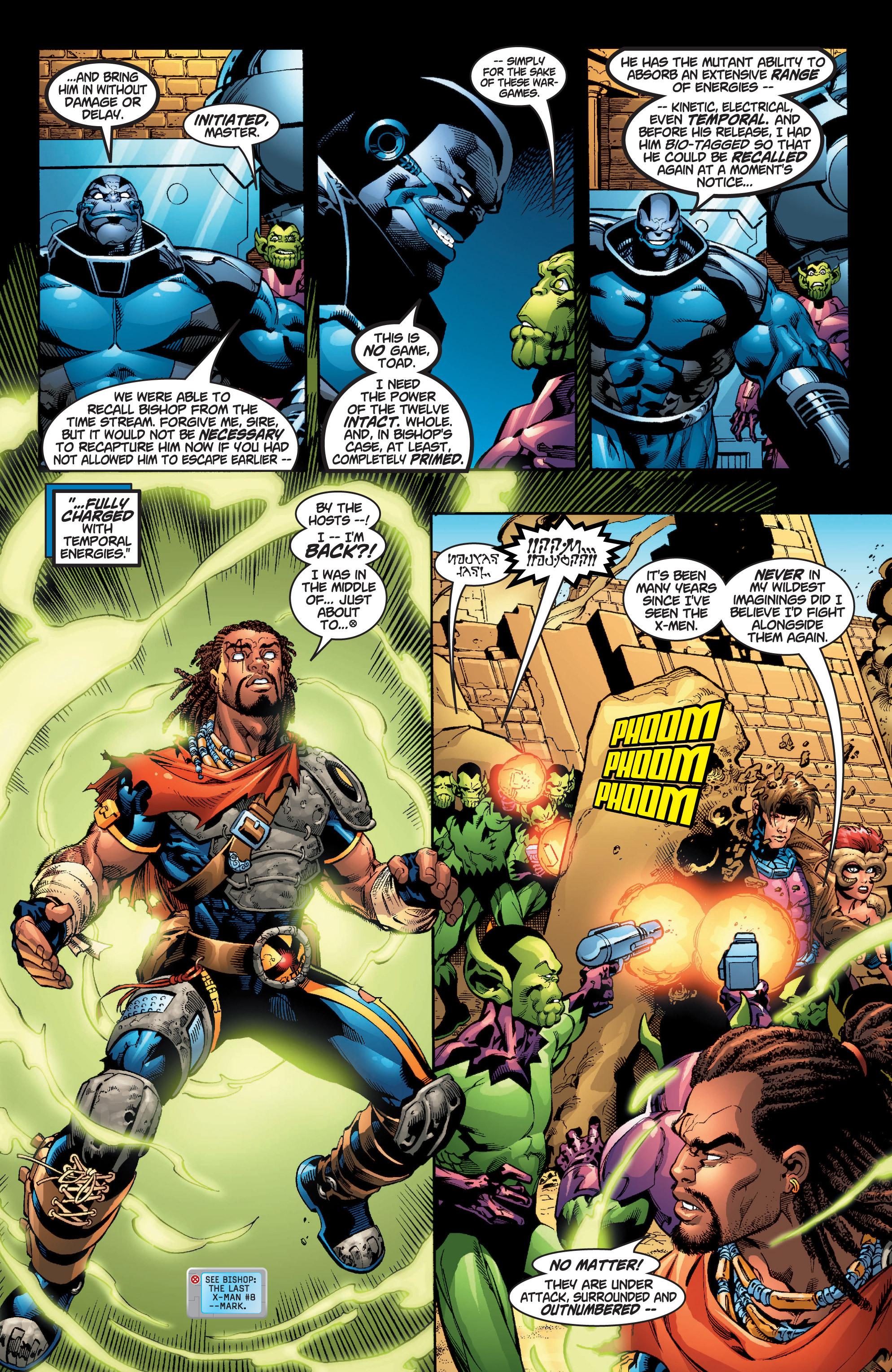 Read online Uncanny X-Men (1963) comic -  Issue #377 - 8