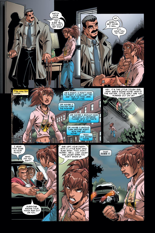 Read online Amazing Fantasy (2004) comic -  Issue #1 - 15